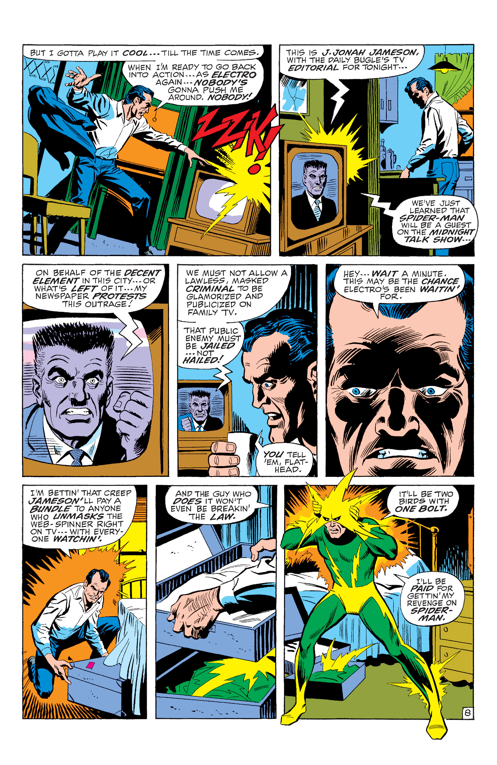 The Amazing Spider-Man (1963) 82 Page 8