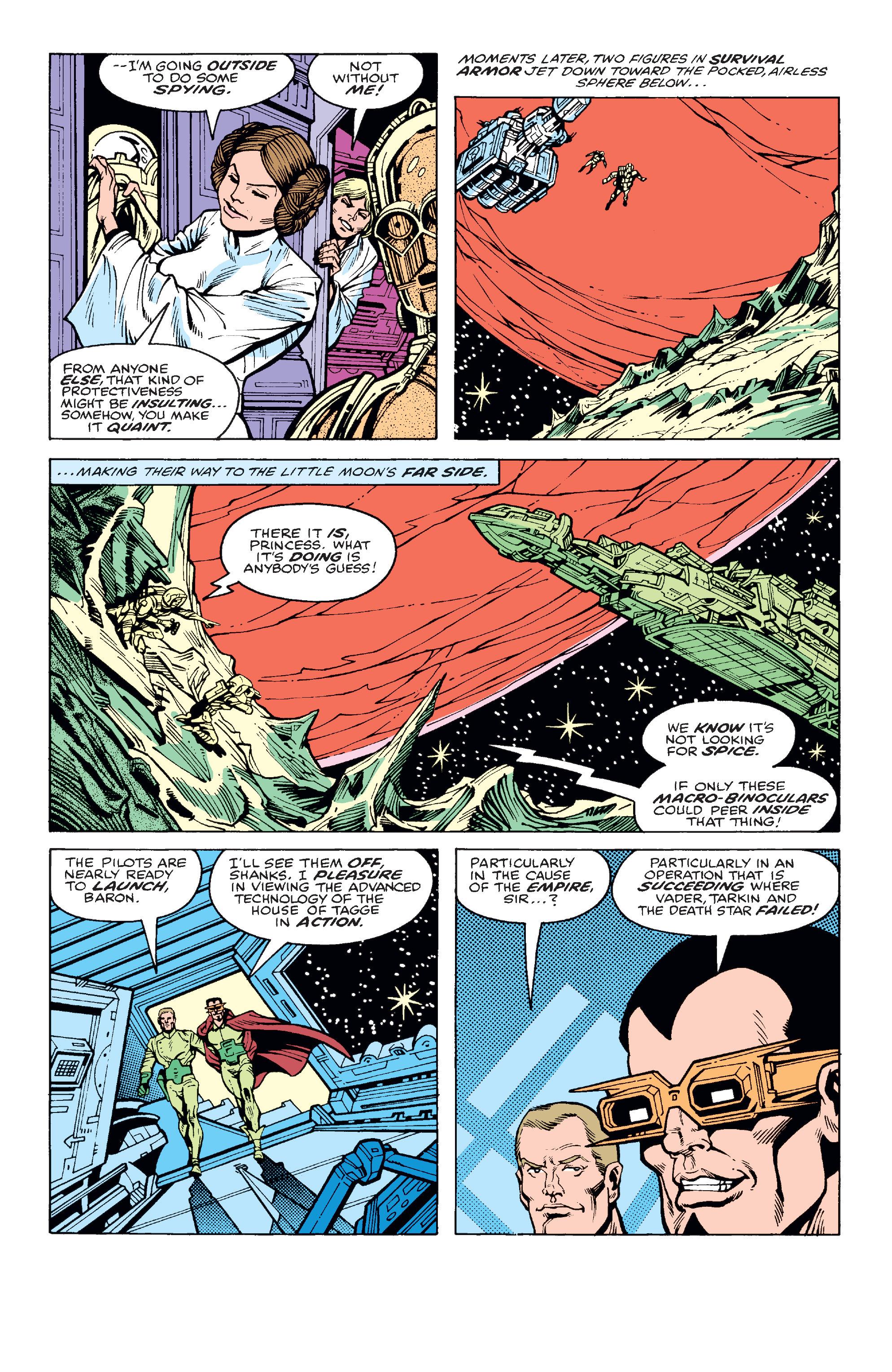 Read online Star Wars Omnibus comic -  Issue # Vol. 13 - 450