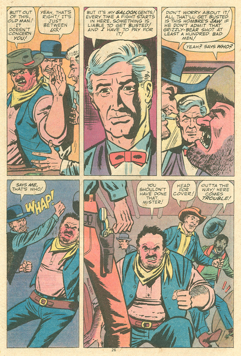 The Rawhide Kid (1955) issue 144 - Page 28