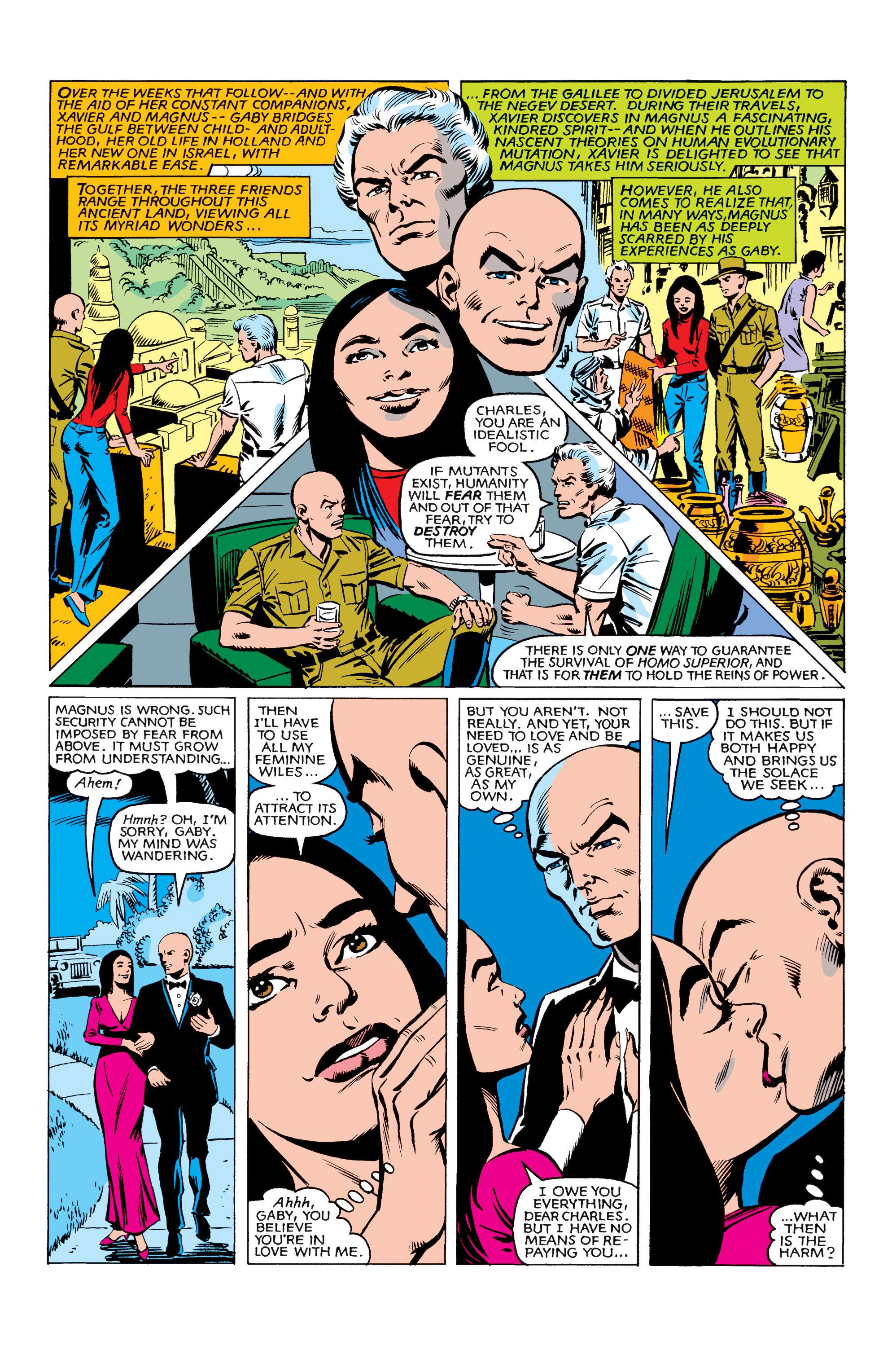 Read online Uncanny X-Men (1963) comic -  Issue #161 - 11