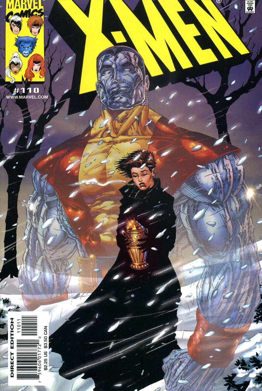 X-Men (1991) 110 Page 0