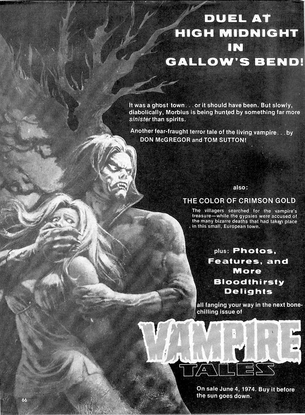 Vampire Tales issue 5 - Page 61