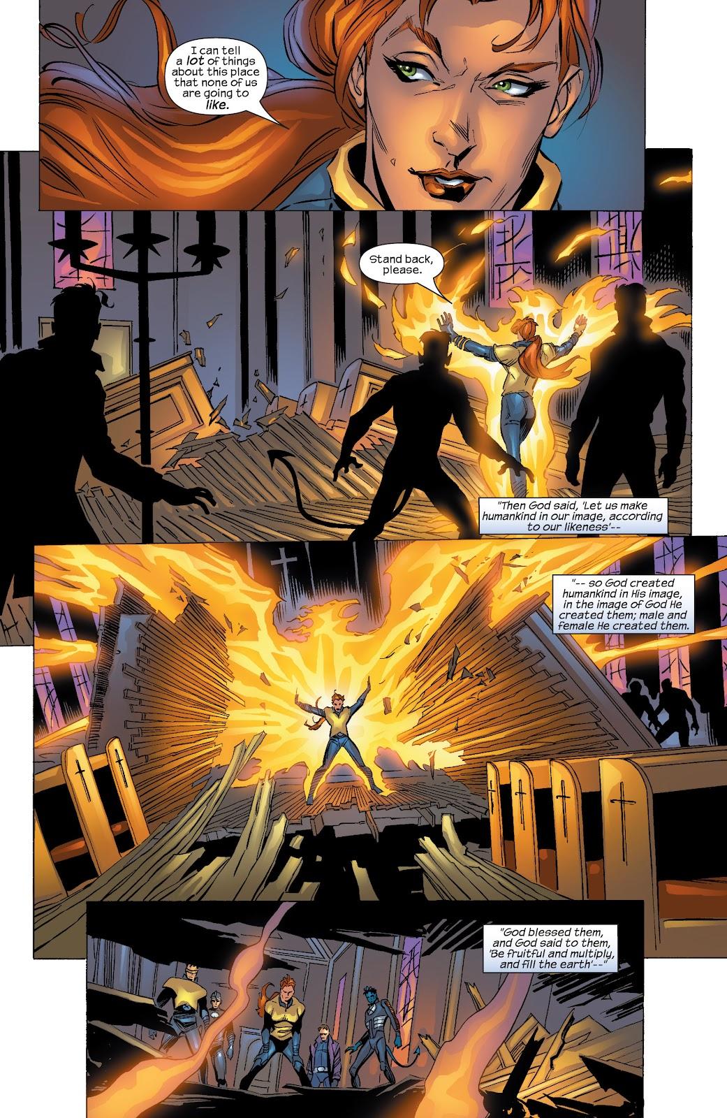 Uncanny X-Men (1963) issue 423 - Page 23