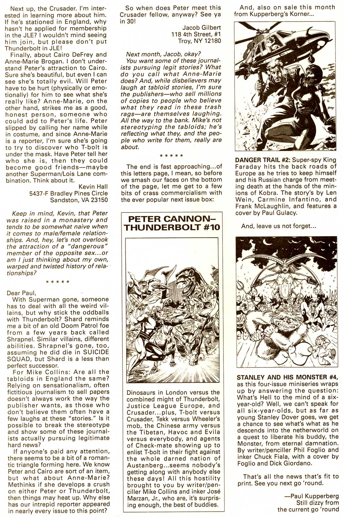 Read online Peter Cannon--Thunderbolt (1992) comic -  Issue #9 - 25