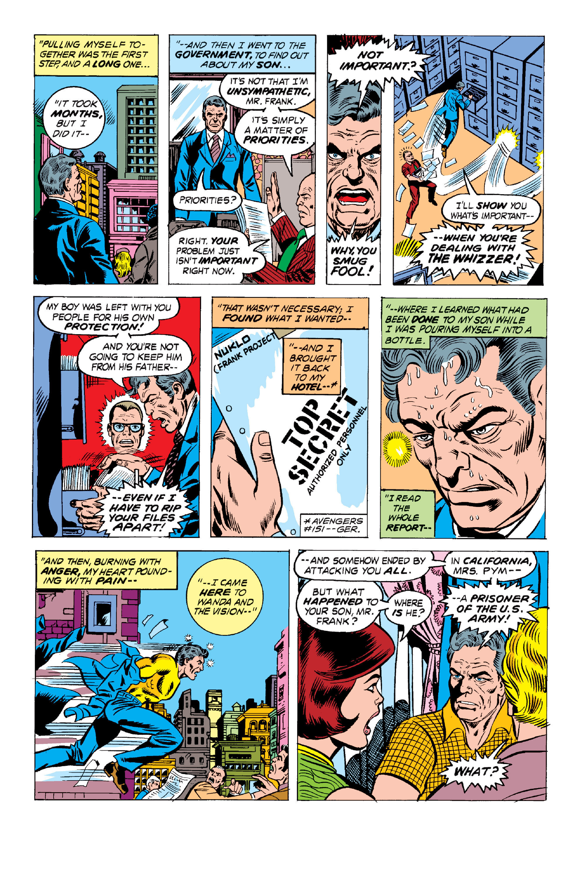 The Avengers (1963) _Annual_6 Page 8