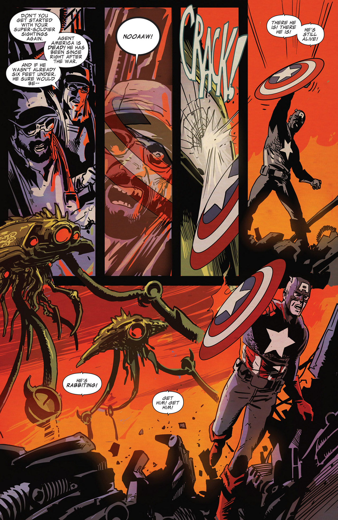 Read online Captain America And Black Widow comic -  Issue #638 - 6