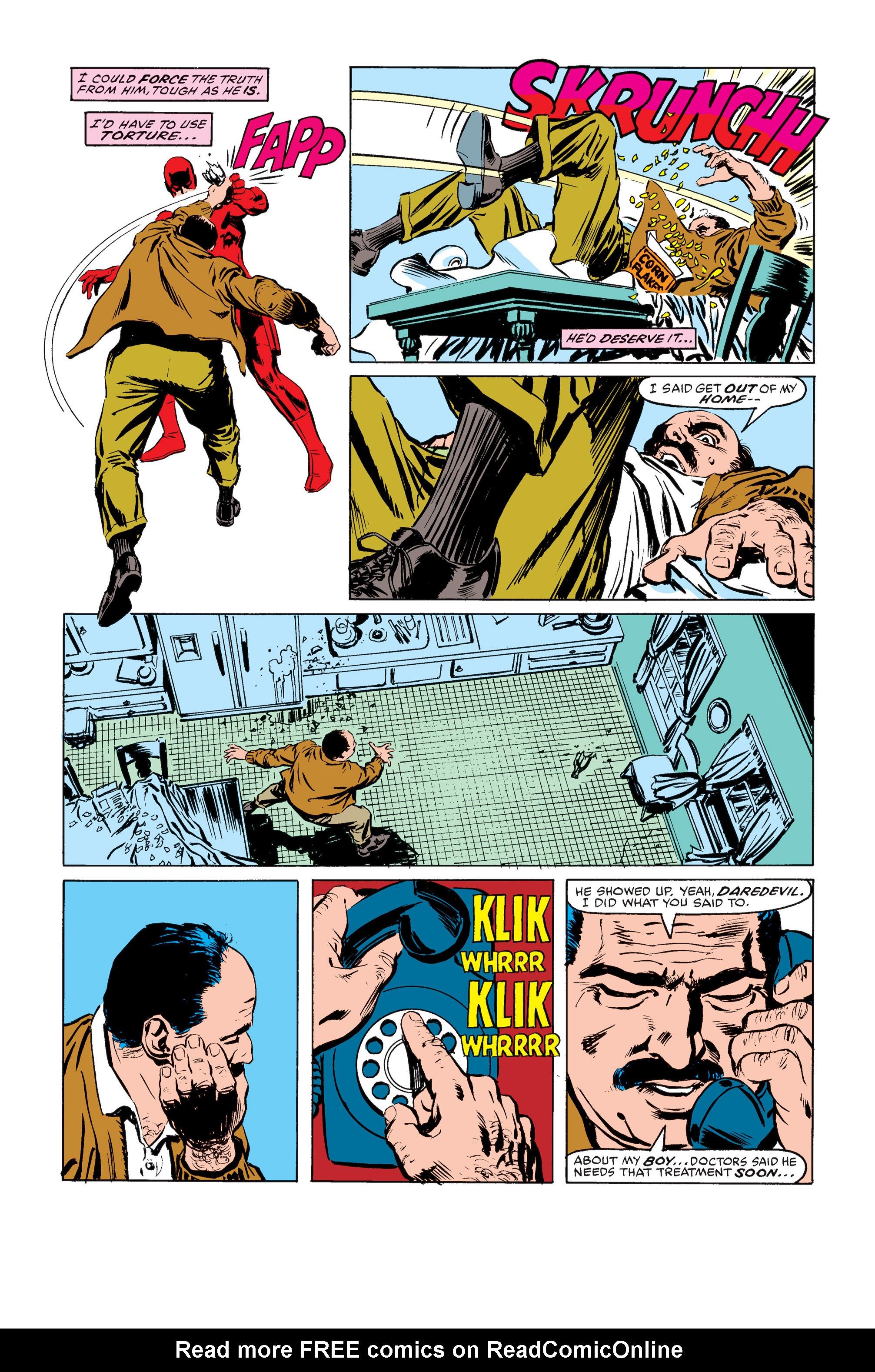 Read online Daredevil: Born Again comic -  Issue # Full - 43