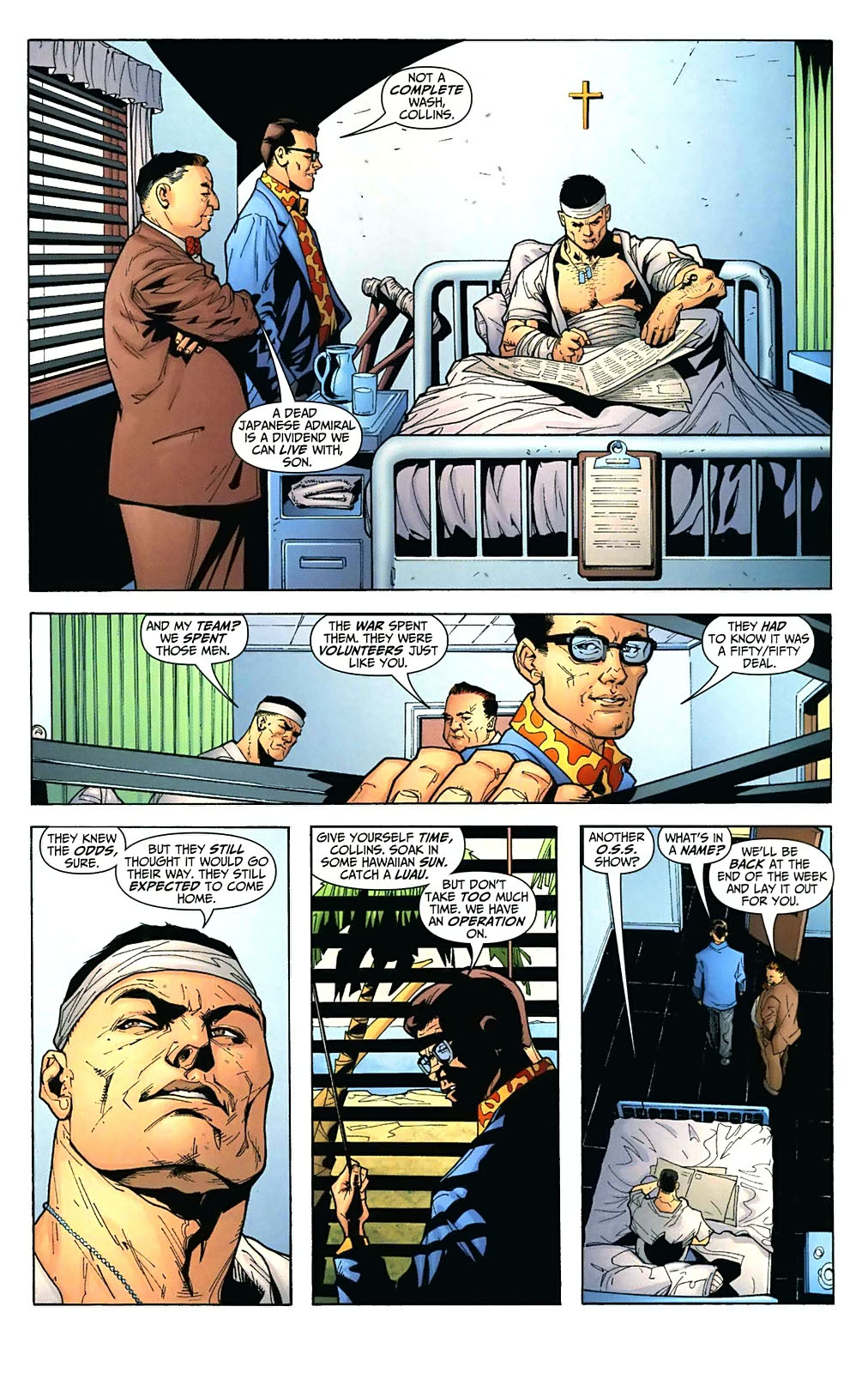 Read online Team Zero comic -  Issue #1 - 14