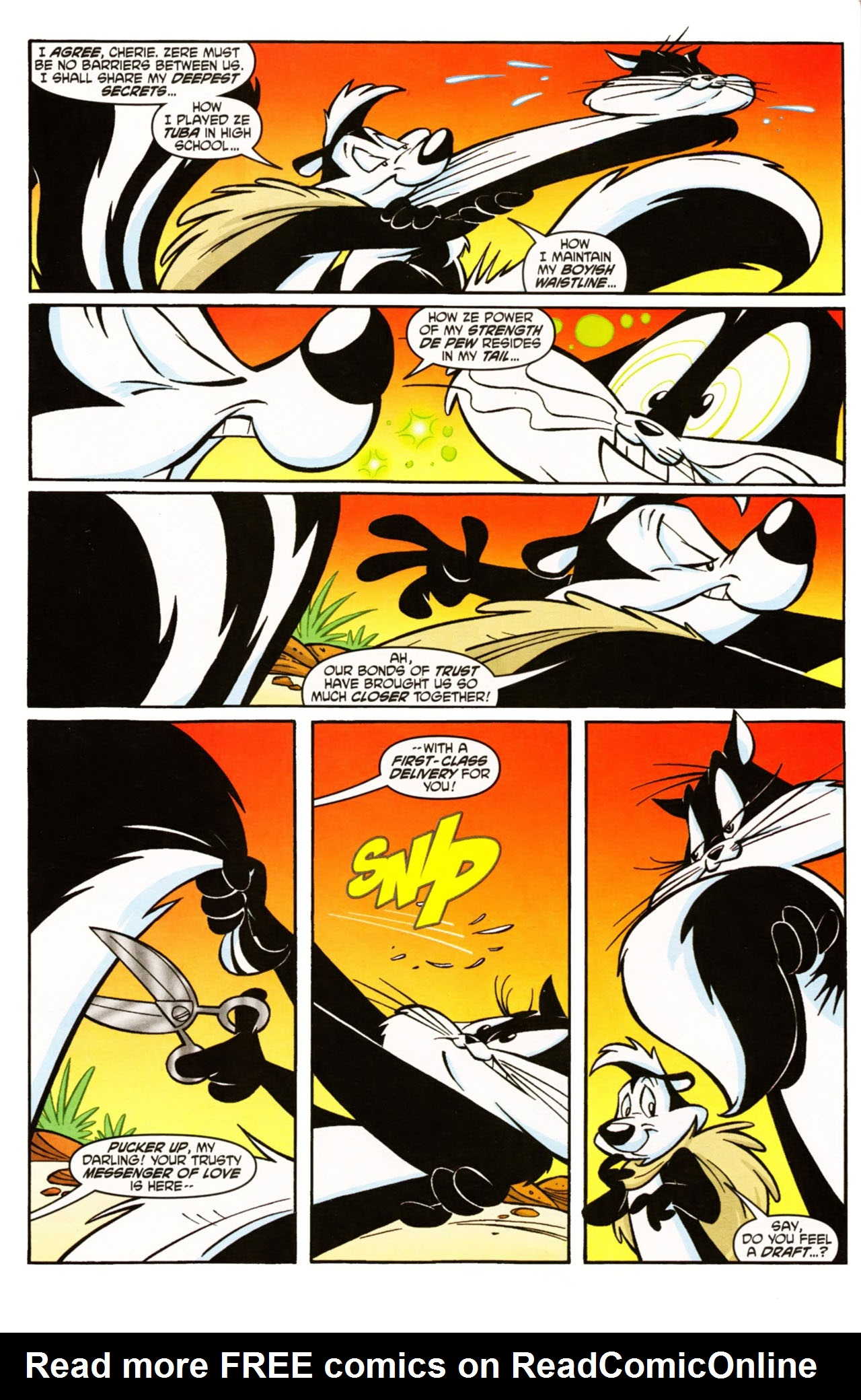 Read online Looney Tunes (1994) comic -  Issue #183 - 10