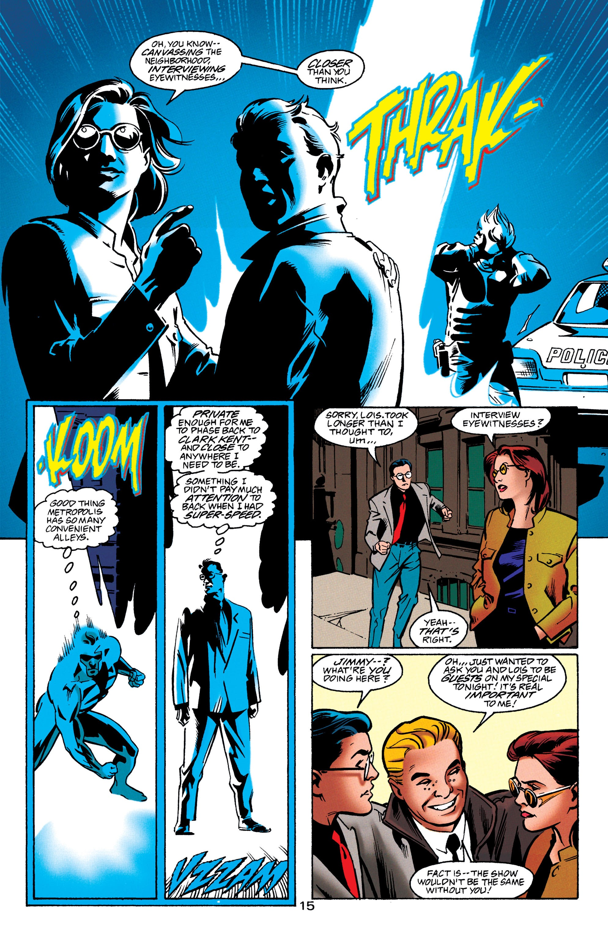 Adventures of Superman (1987) issue 550 - Page 16