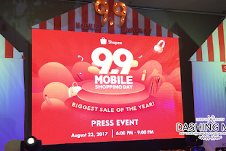 Get ready for the biggest mobile shopping extravaganza on September 9 only at Shopee