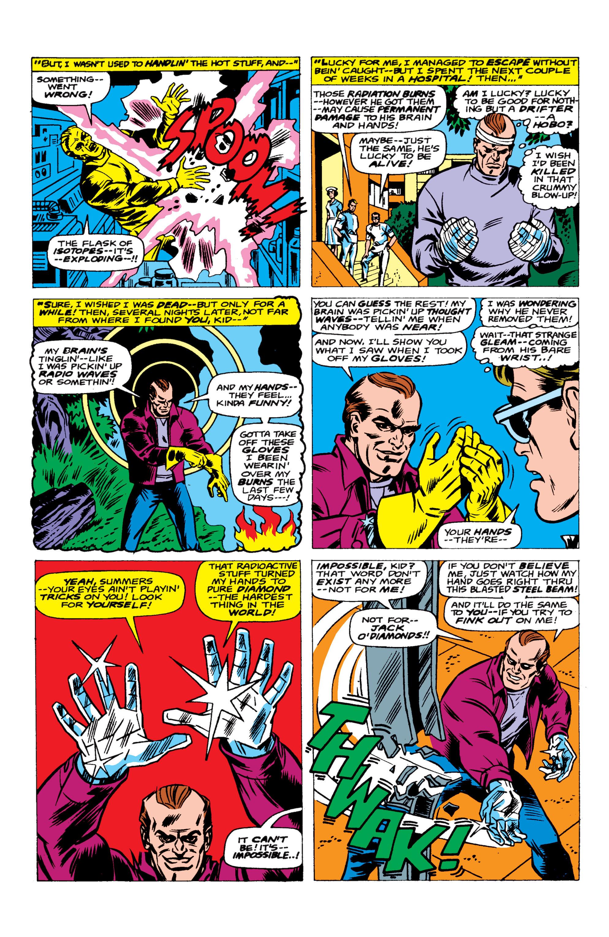 Uncanny X-Men (1963) 40 Page 19
