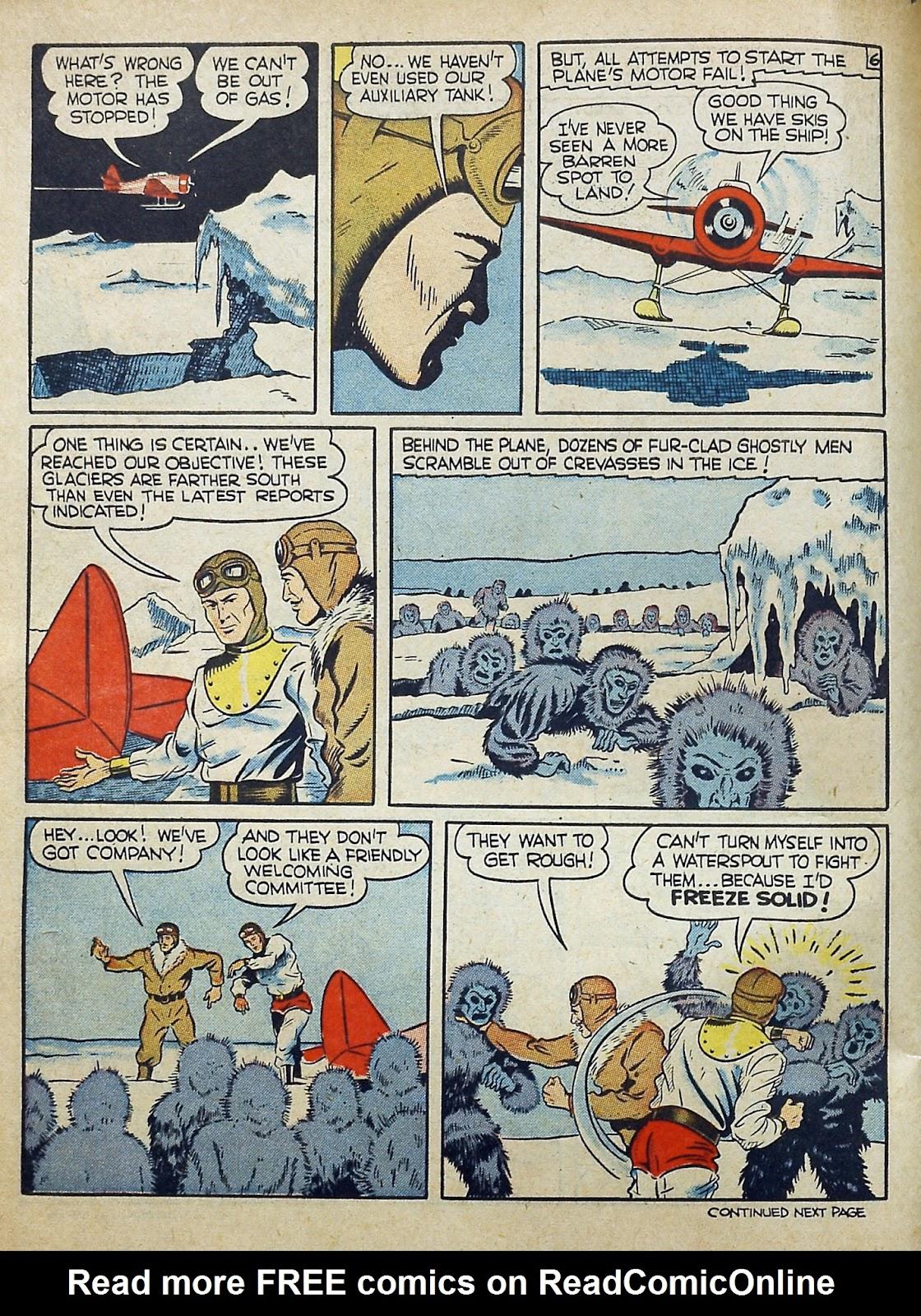 Reglar Fellers Heroic Comics issue 13 - Page 8