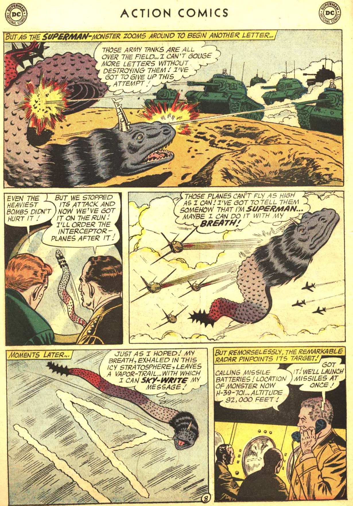 Action Comics (1938) 303 Page 8