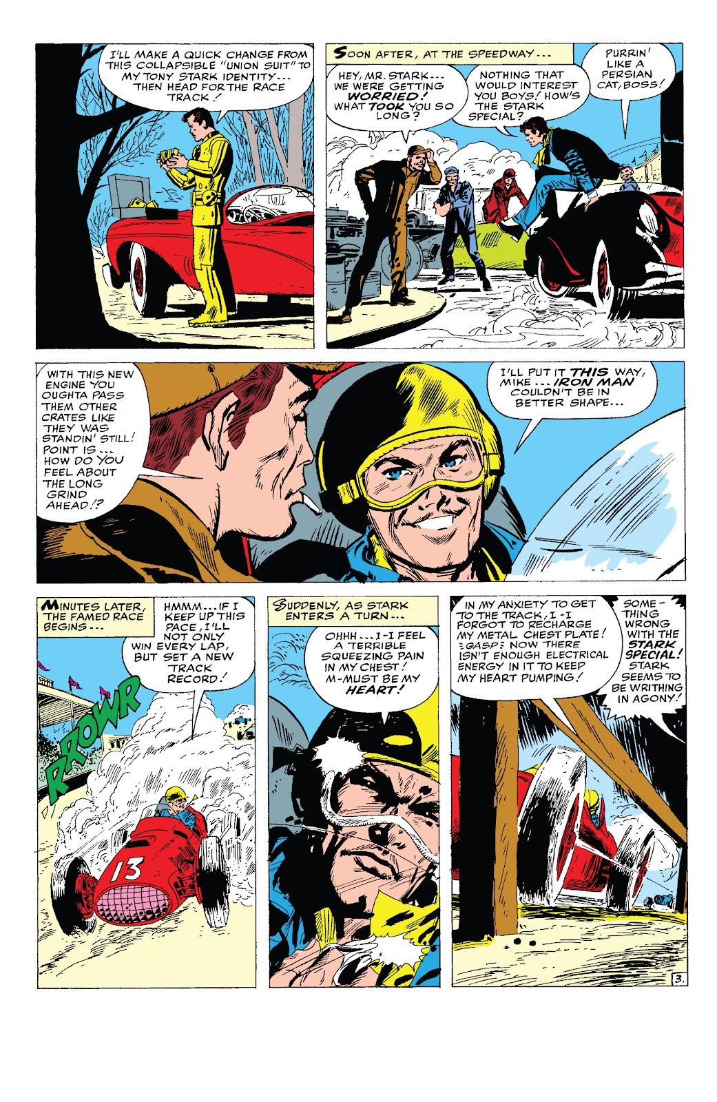 Read online Marvel Tales: Iron Man comic -  Issue # Full - 22