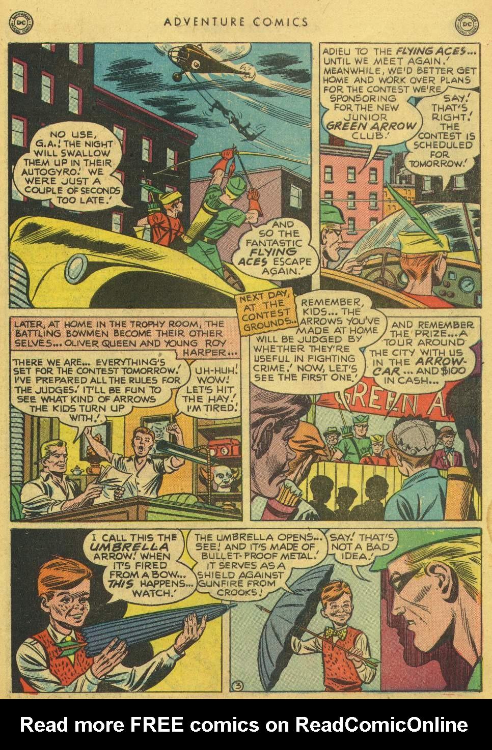 Read online Adventure Comics (1938) comic -  Issue #150 - 41