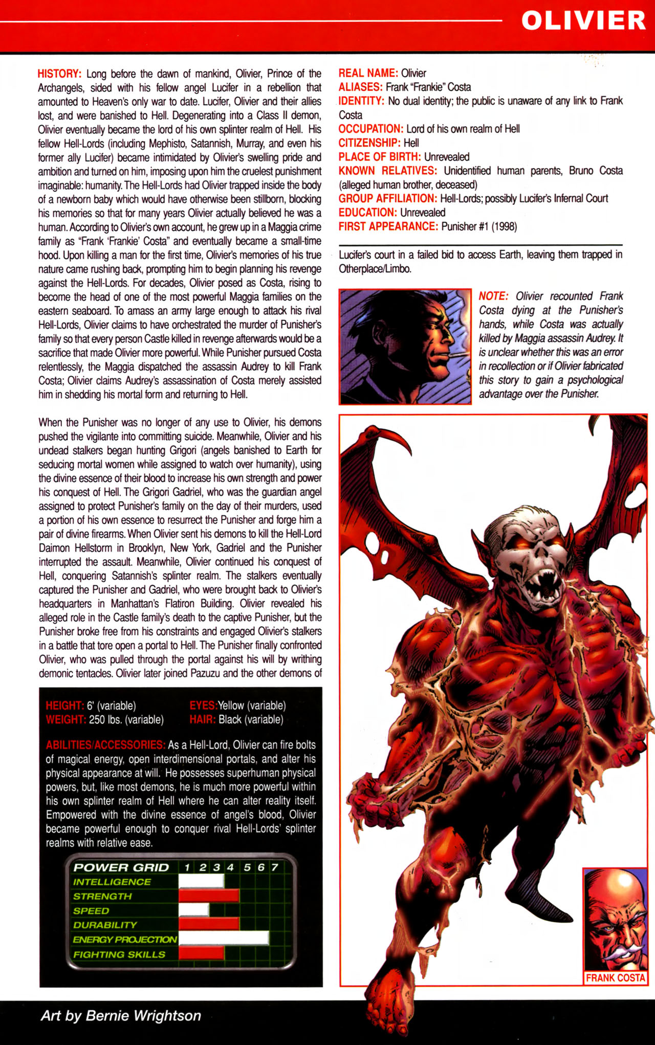 Read online All-New Official Handbook of the Marvel Universe A to Z comic -  Issue #8 - 27