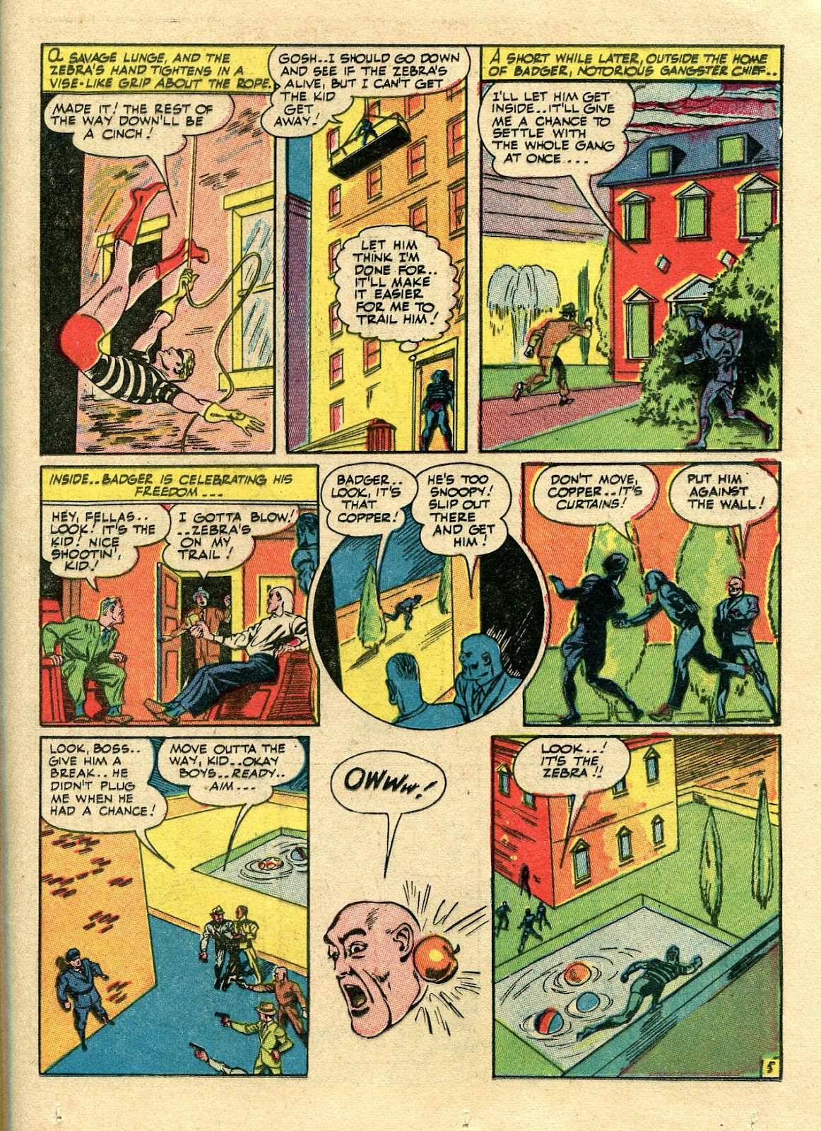 Green Hornet Comics issue 11 - Page 32