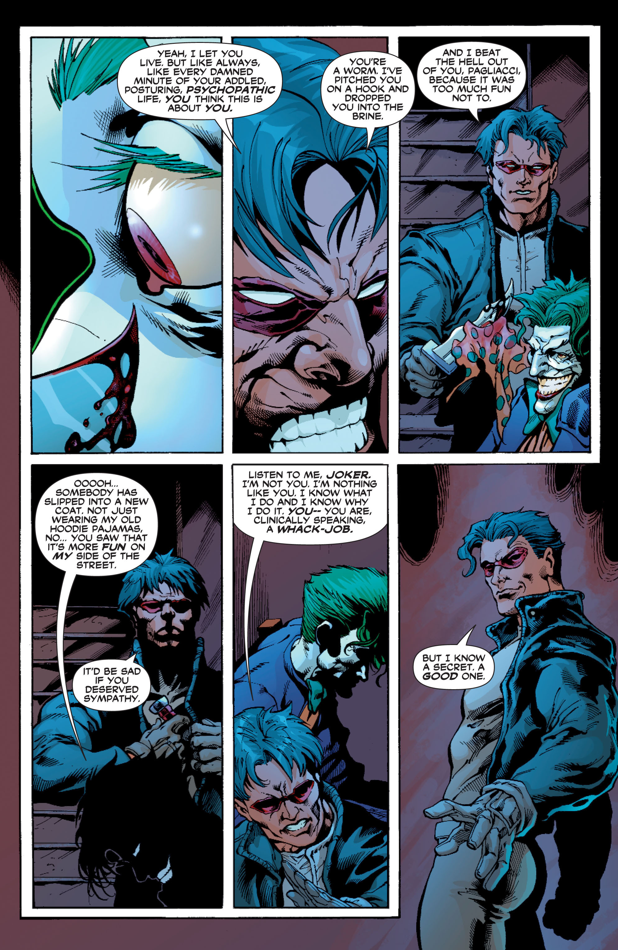 Read online Batman: Under The Red Hood comic -  Issue # Full - 283