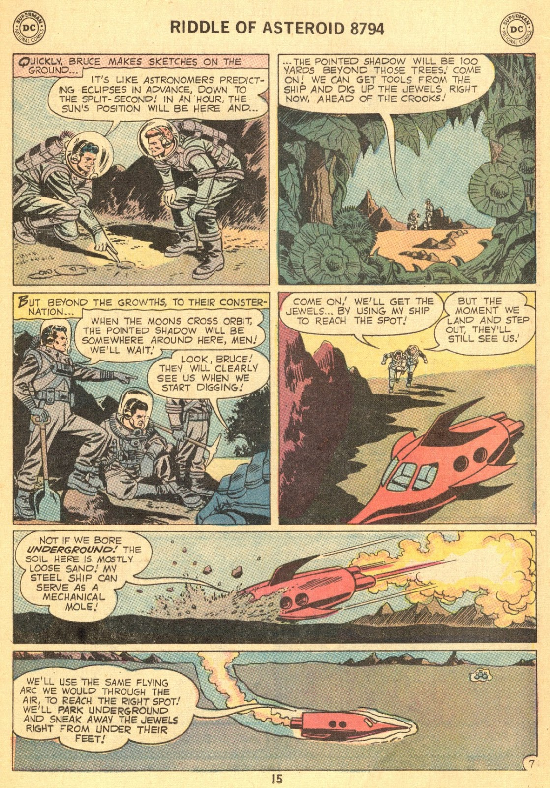 From Beyond the Unknown (1969) issue 9 - Page 17