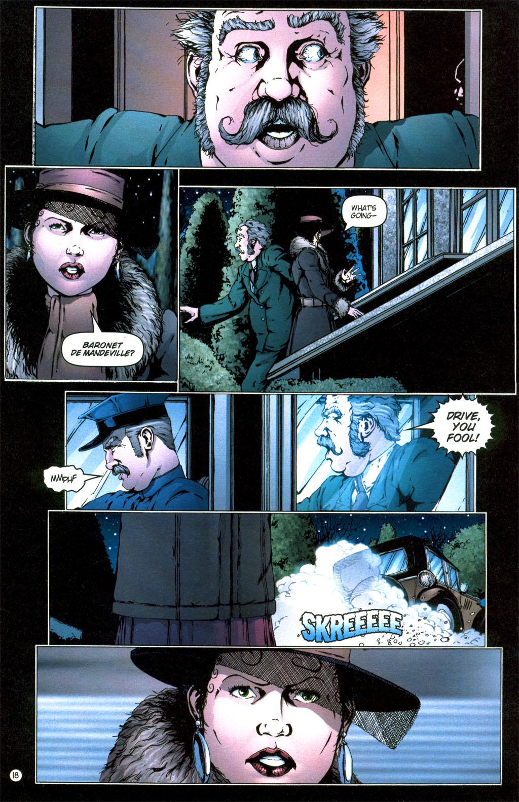 Read online Rex Mundi comic -  Issue #6 - 21