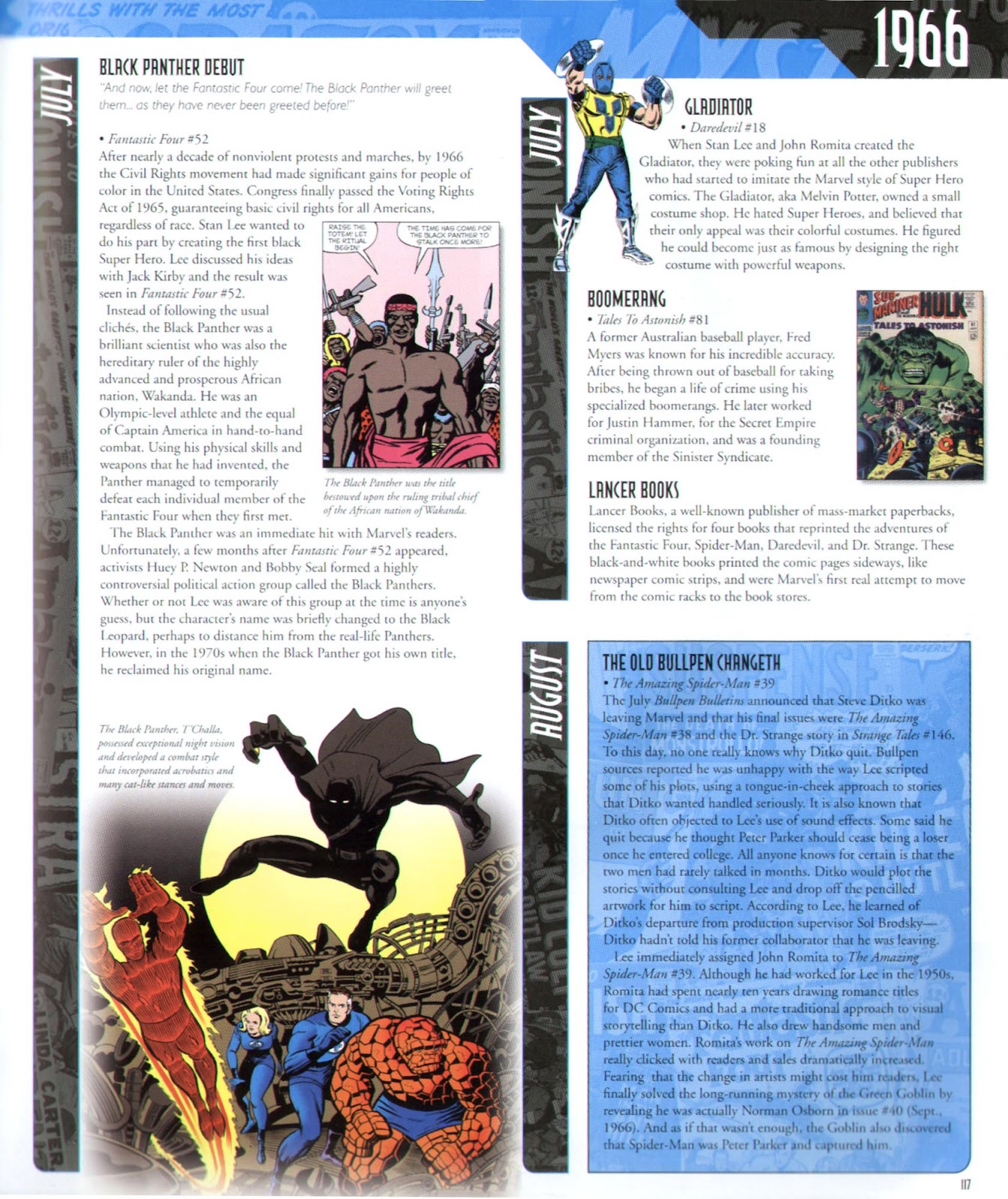 Read online Marvel Chronicle comic -  Issue # TPB (Part 2) - 16
