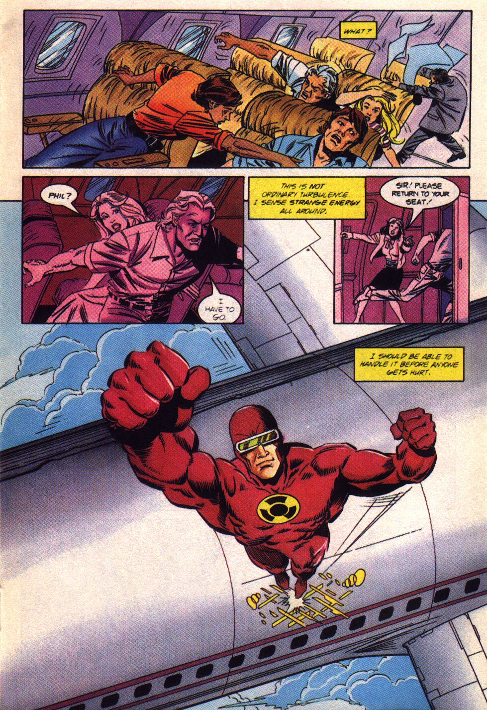 Read online Solar, Man of the Atom comic -  Issue #42 - 7