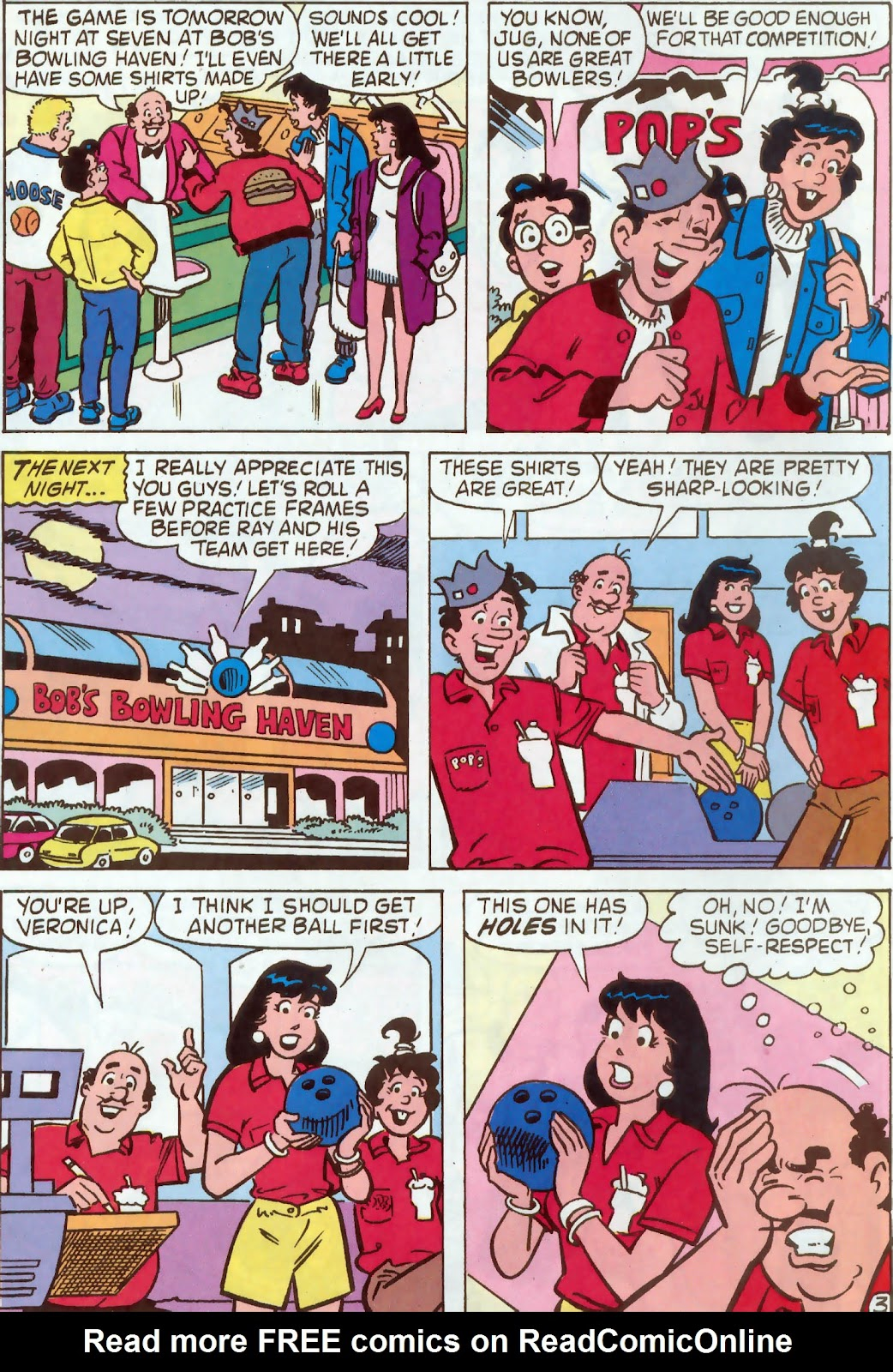 Read online Archie's Pal Jughead Comics comic -  Issue #54 - 15