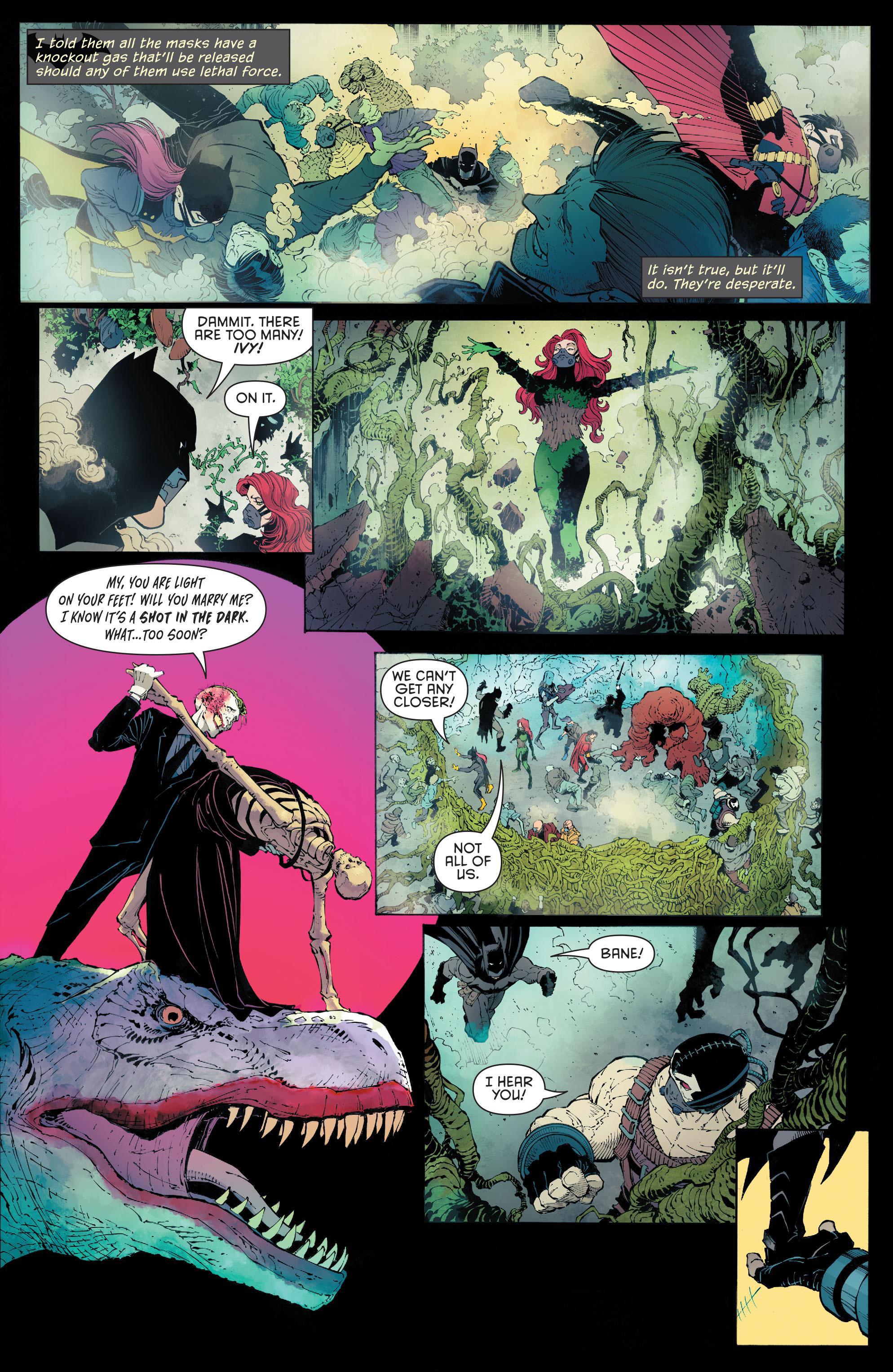 Read online Batman (2011) comic -  Issue # _TPB 7 - 126