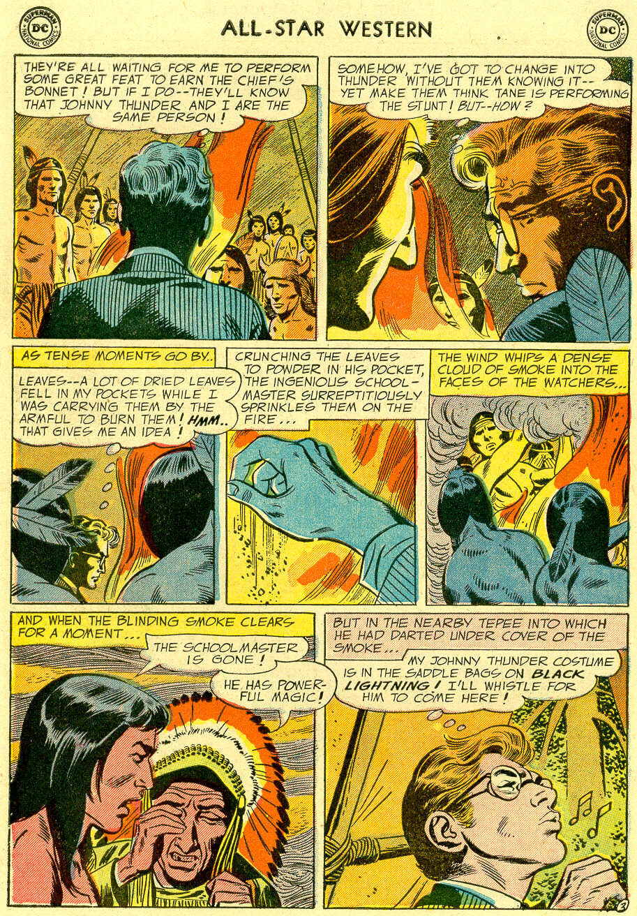 Read online All-Star Western (1951) comic -  Issue #83 - 30