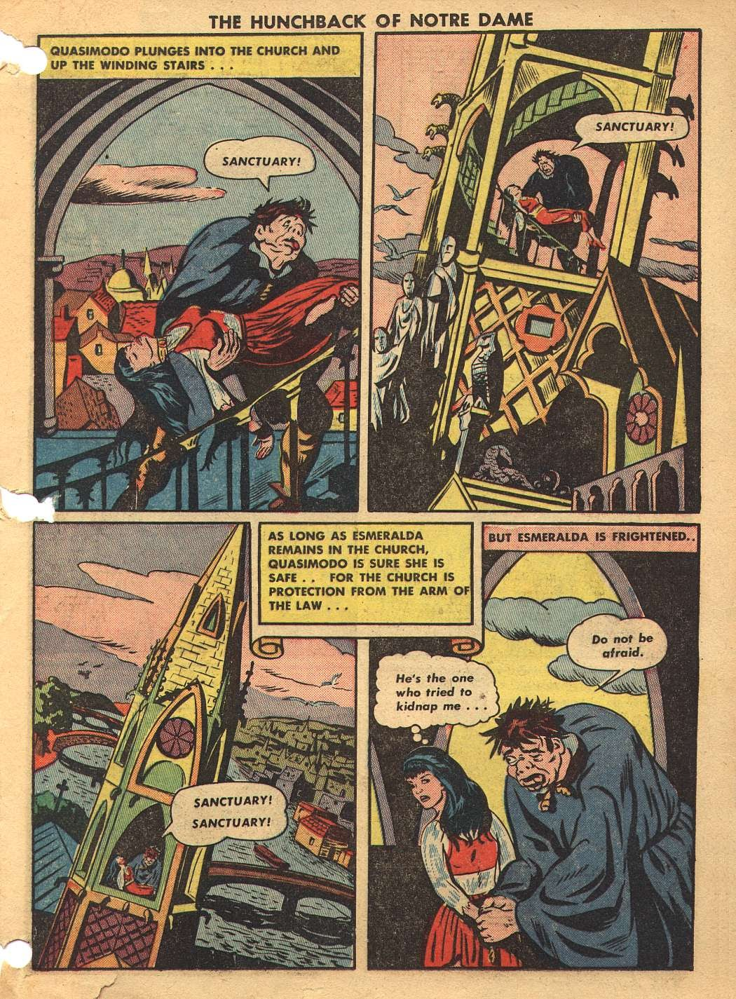 Classics Illustrated issue 18 - Page 38
