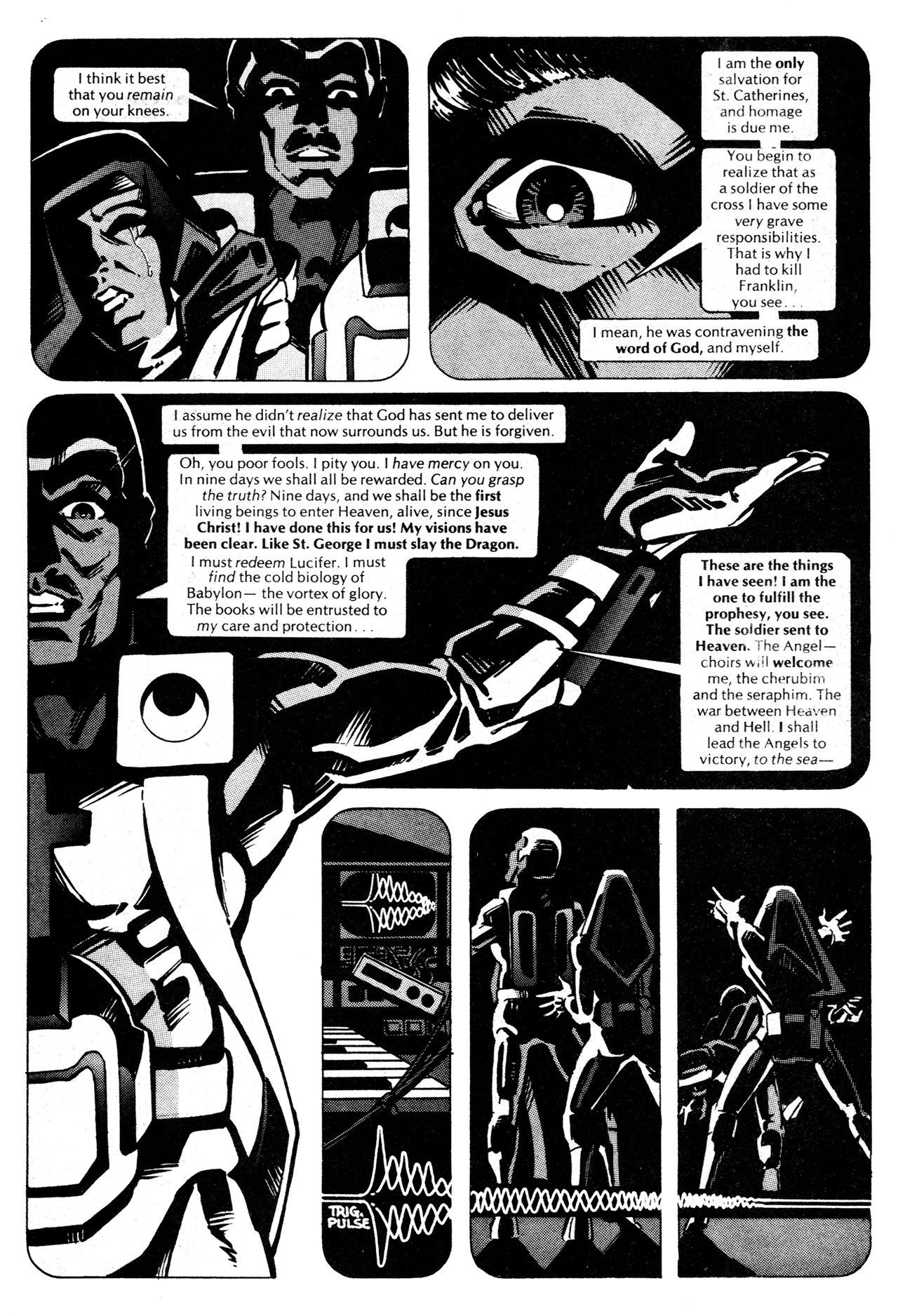 Read online Star*Reach comic -  Issue #13 - 9