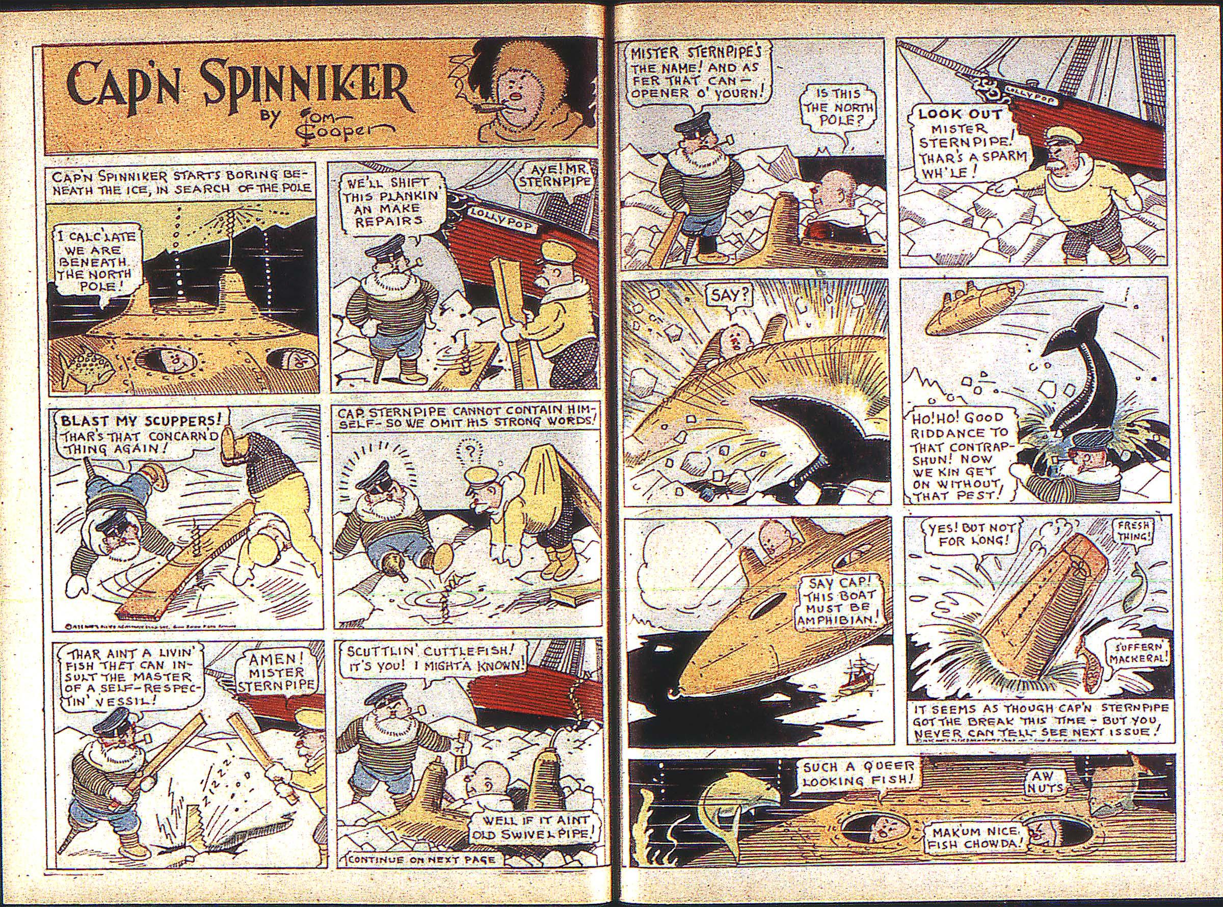 Read online Adventure Comics (1938) comic -  Issue #1 - 27