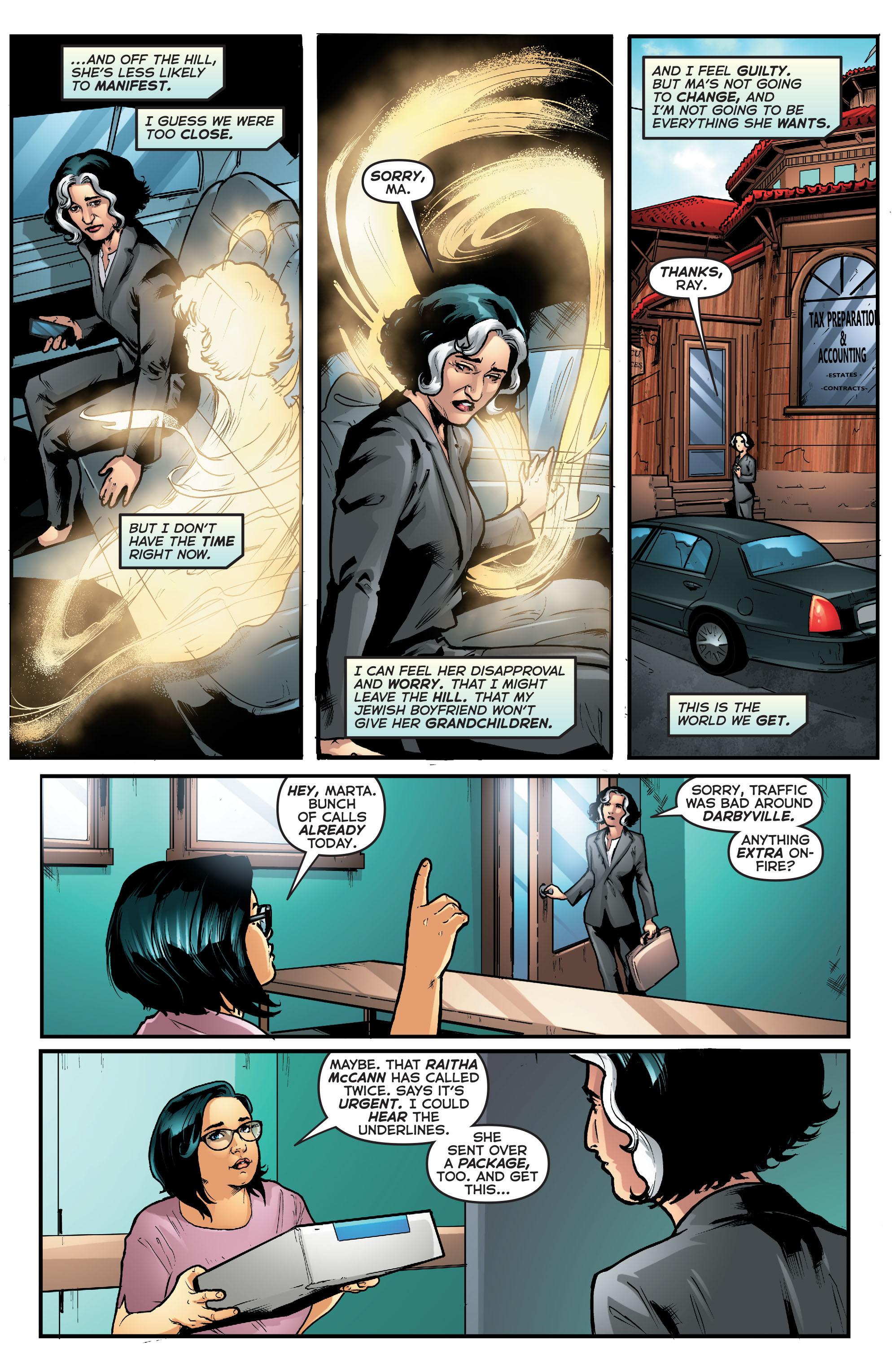 Read online Astro City comic -  Issue #40 - 5