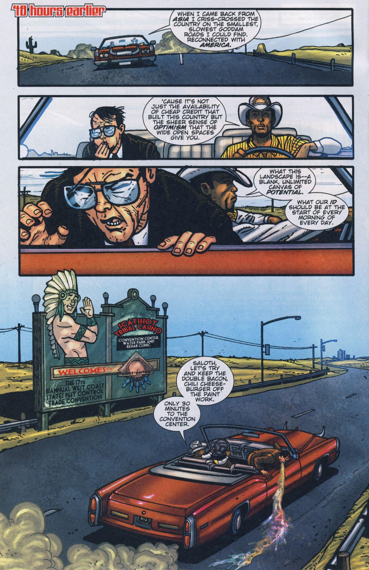 Read online The Exterminators comic -  Issue #17 - 3