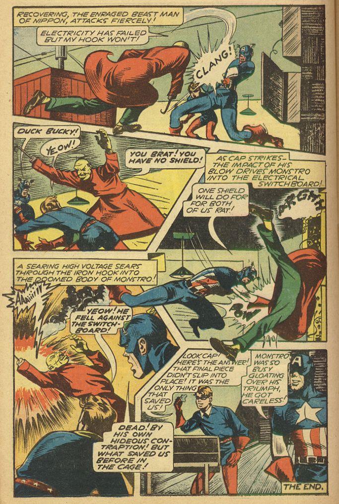 Read online All-Winners Comics comic -  Issue #14 - 25