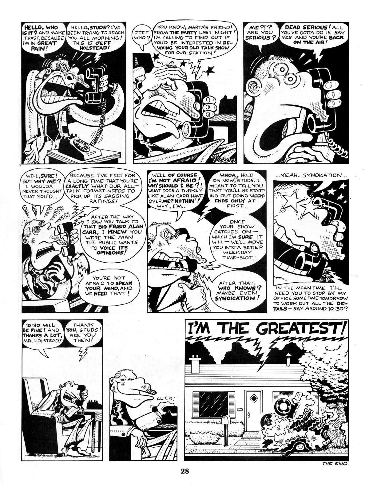 Read online Neat Stuff comic -  Issue #7 - 30