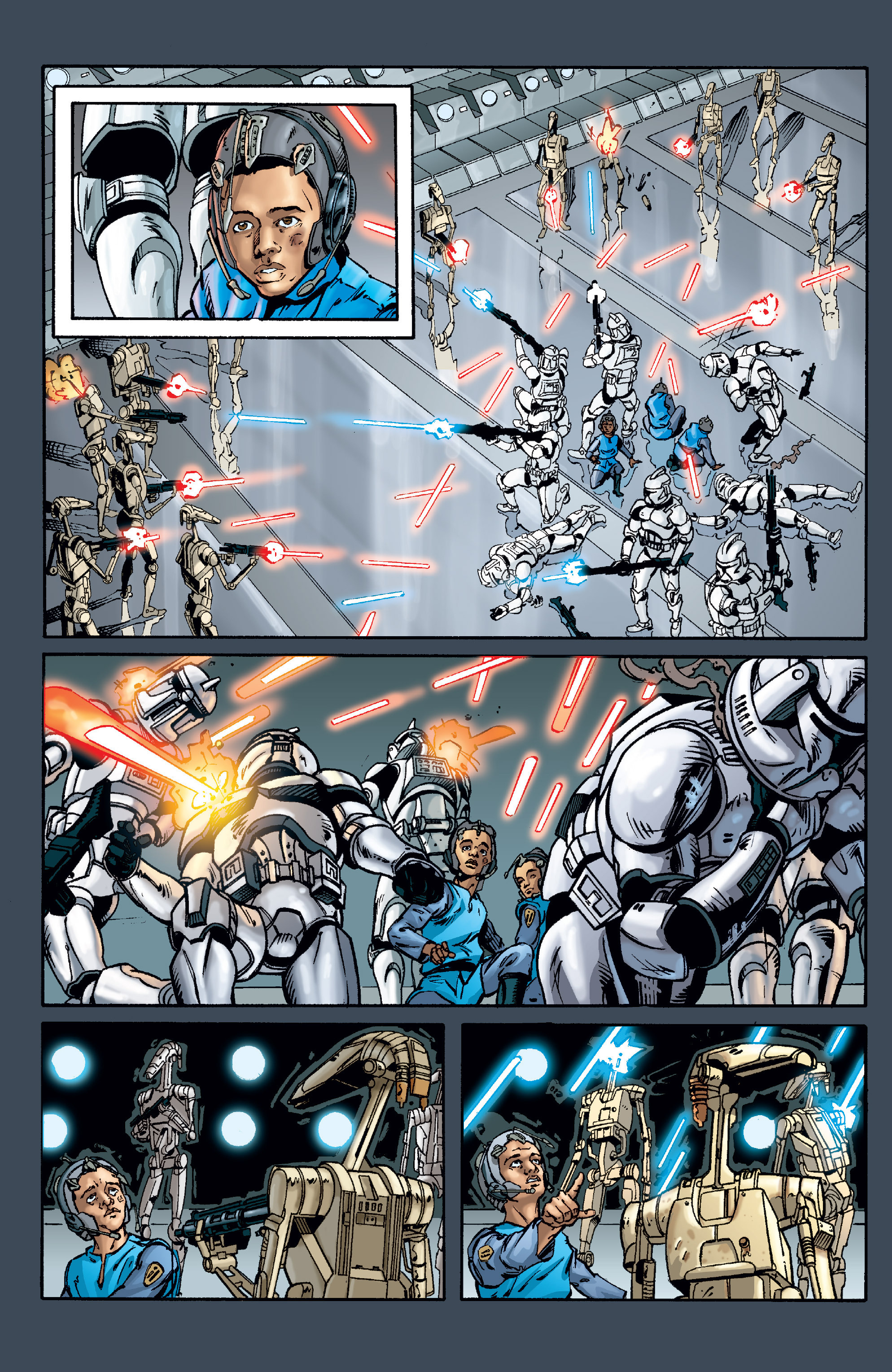 Read online Star Wars Omnibus comic -  Issue # Vol. 24 - 49