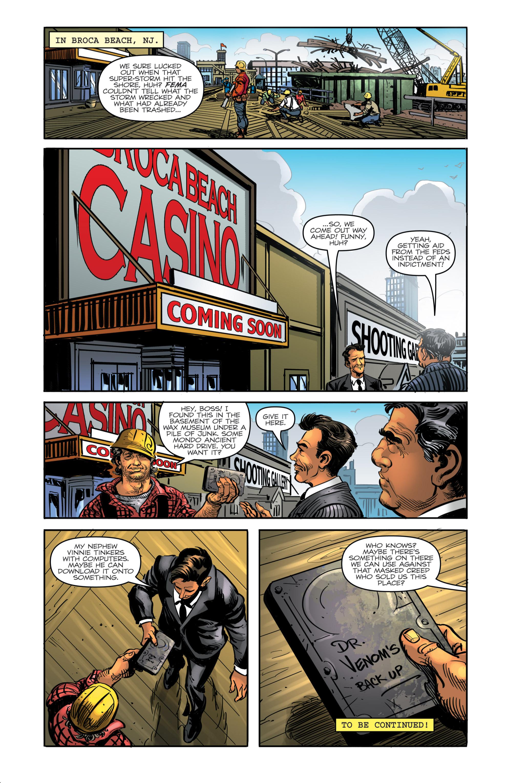 G.I. Joe: A Real American Hero 192 Page 23