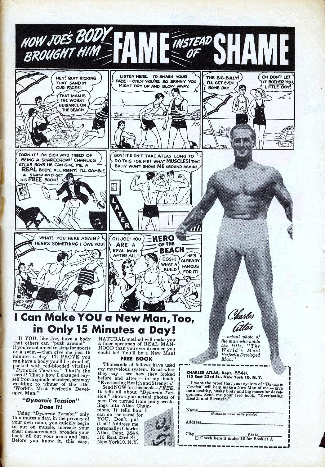 Read online Wonder Woman (1942) comic -  Issue #10 - 52