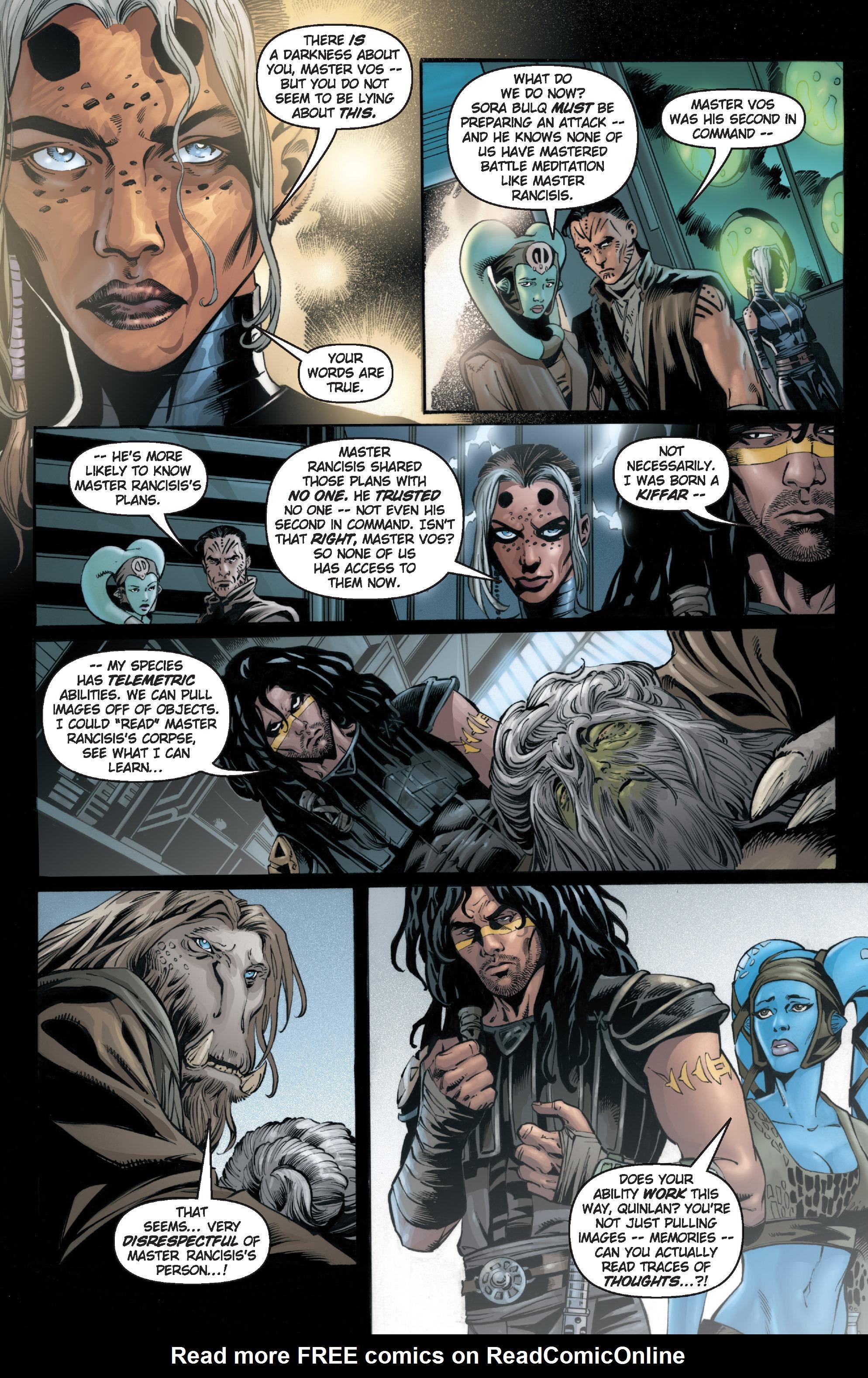 Read online Star Wars Omnibus comic -  Issue # Vol. 26 - 304