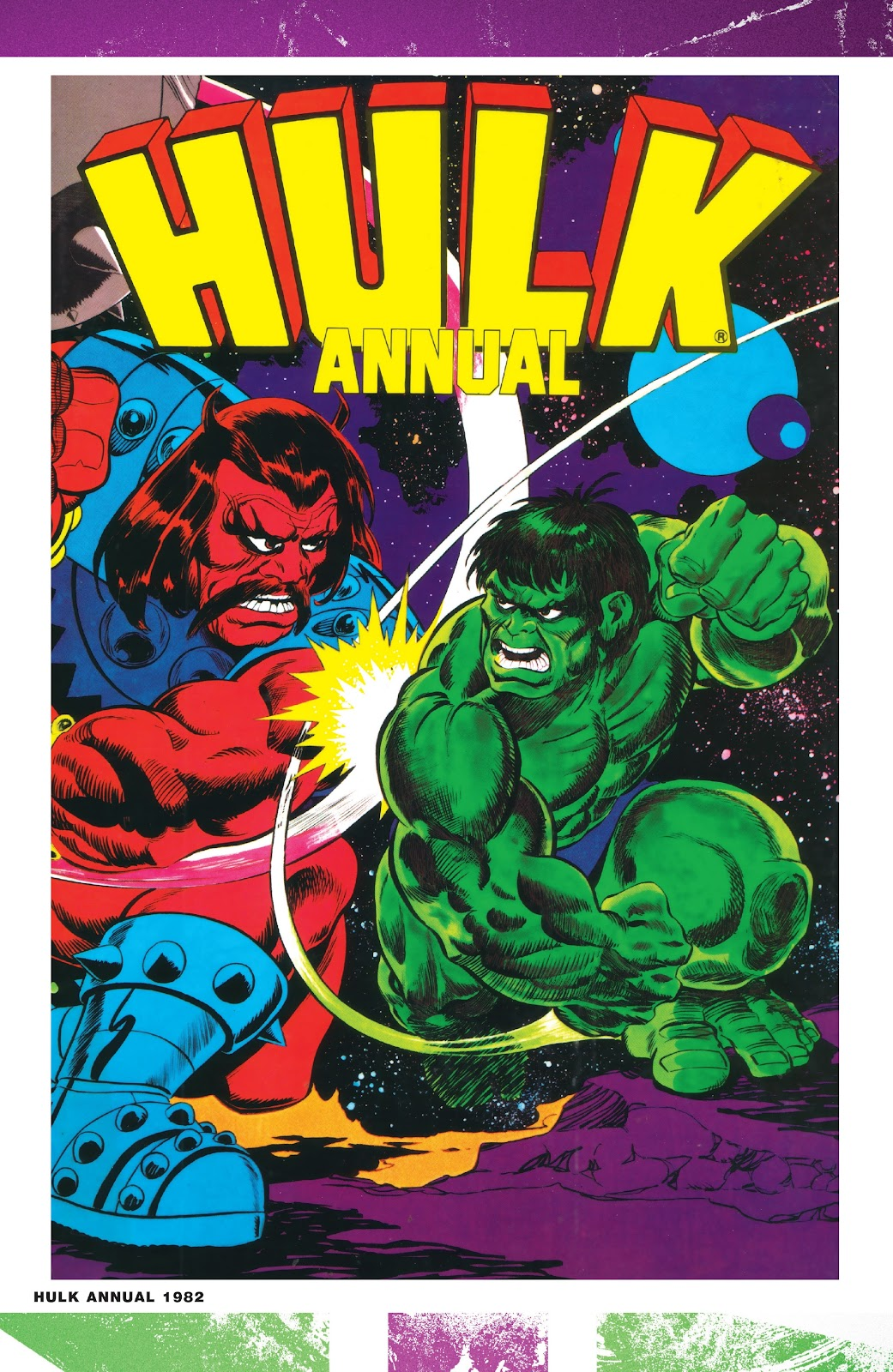 Read online Hulk: From The Marvel UK Vaults comic -  Issue # TPB (Part 2) - 68