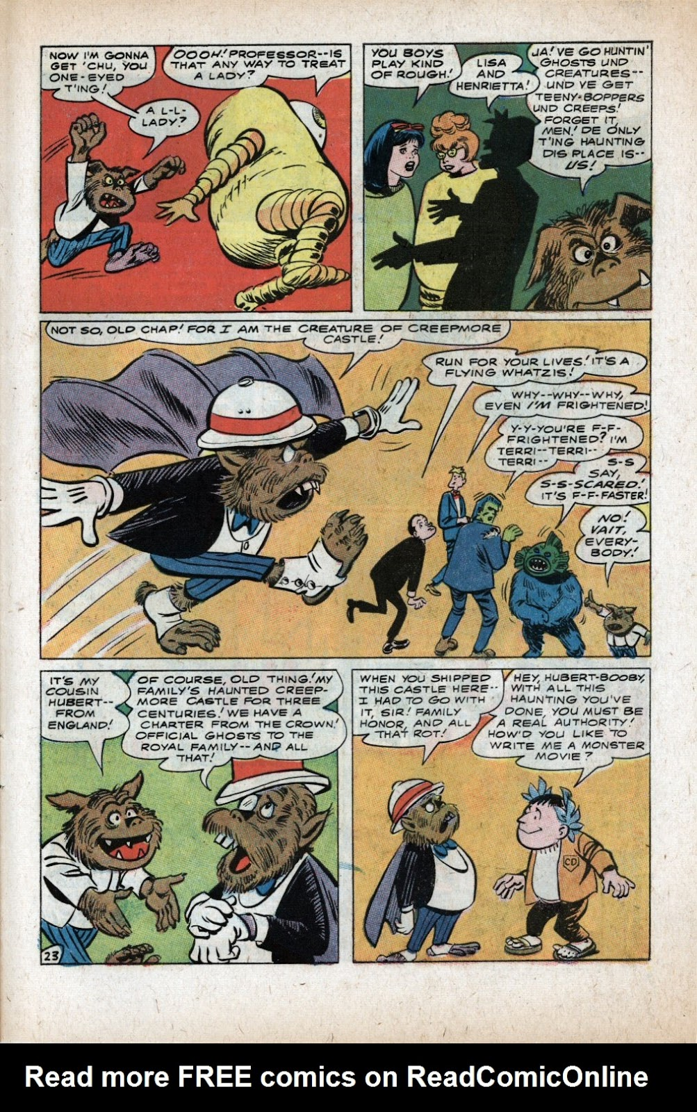The Adventures of Bob Hope issue 105 - Page 31