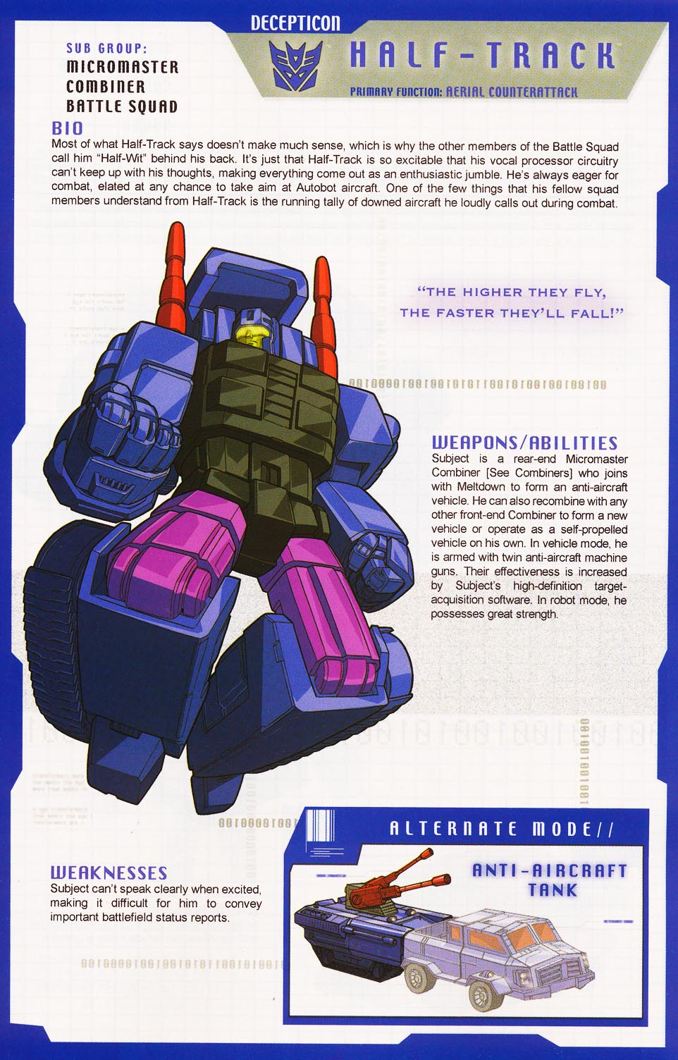 Read online Transformers: More than Meets the Eye comic -  Issue #3 - 19