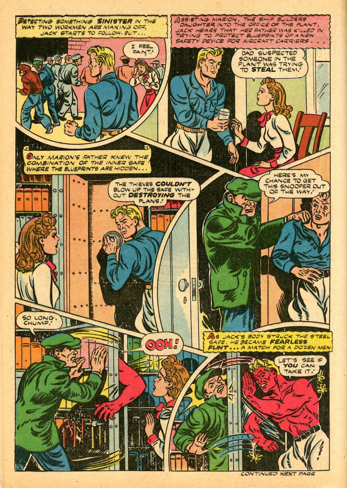 Read online Famous Funnies comic -  Issue #108 - 12