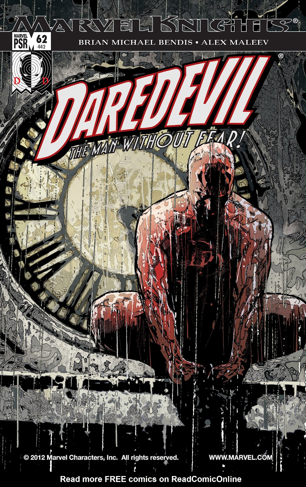 Read online Daredevil (1998) comic -  Issue # _Ultimate_Collection TPB 2 (Part 4) - 63