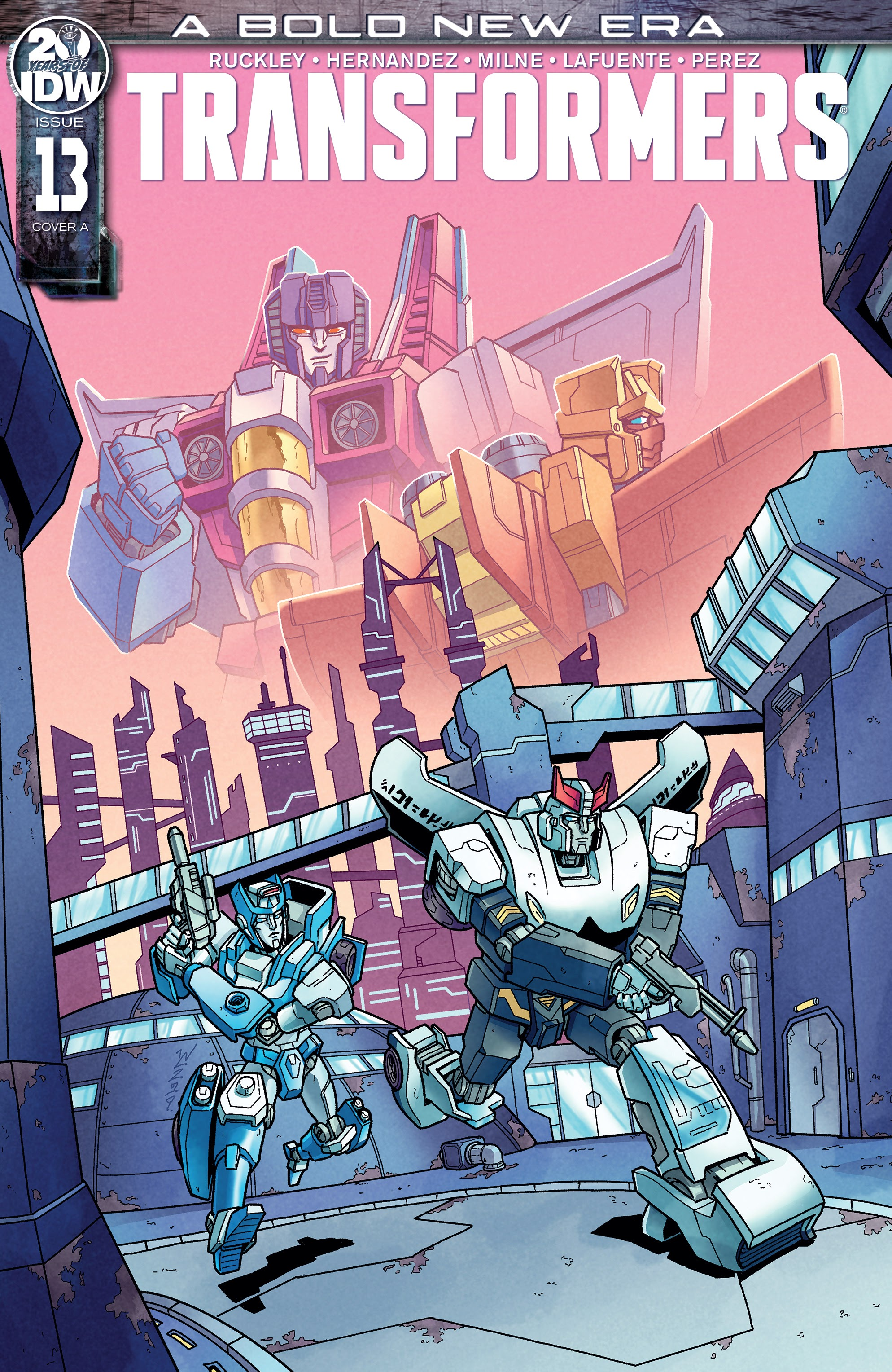 Transformers (2019) 13 Page 1