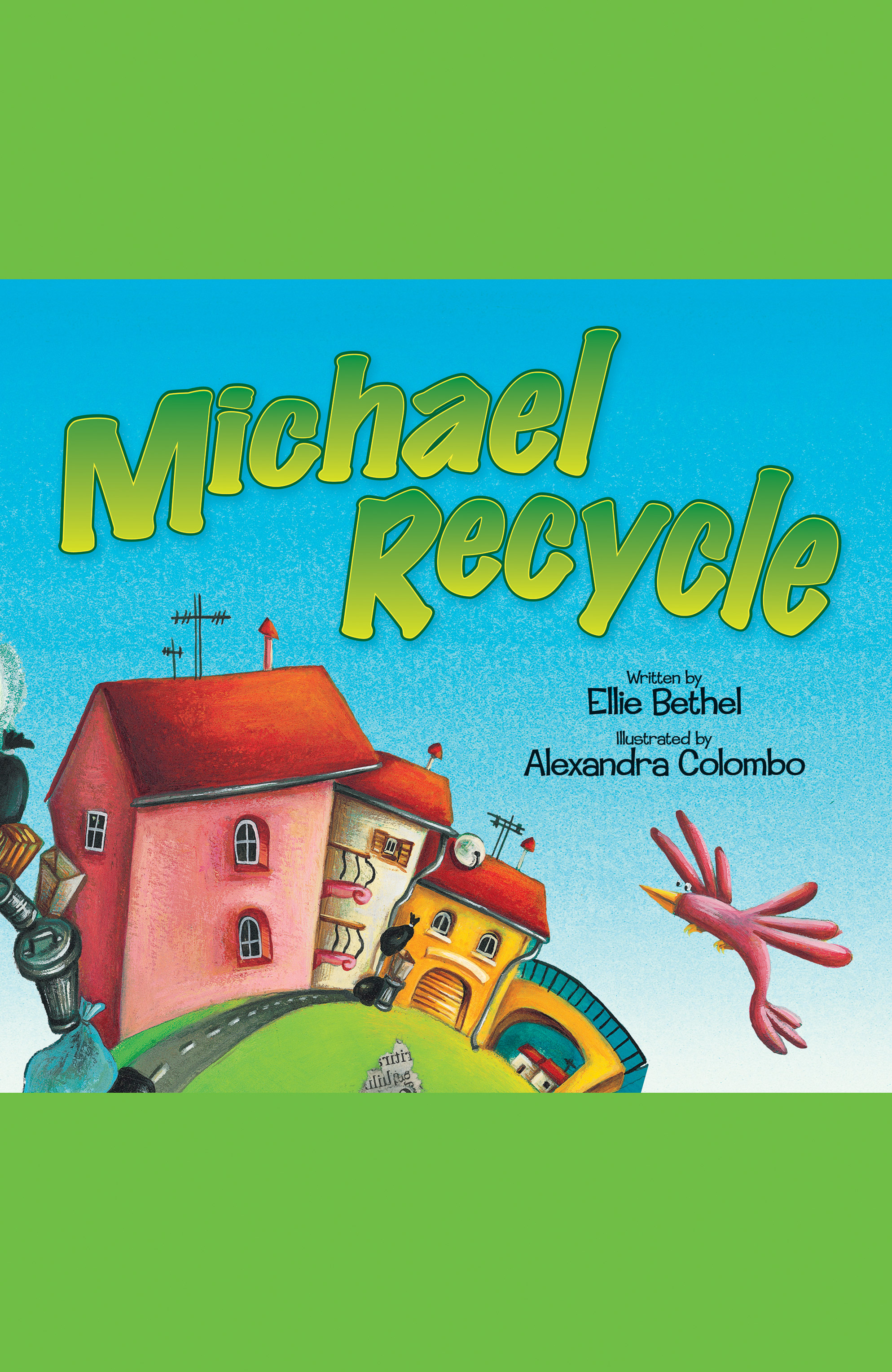 Read online Michael Recycle comic -  Issue #4 - 28