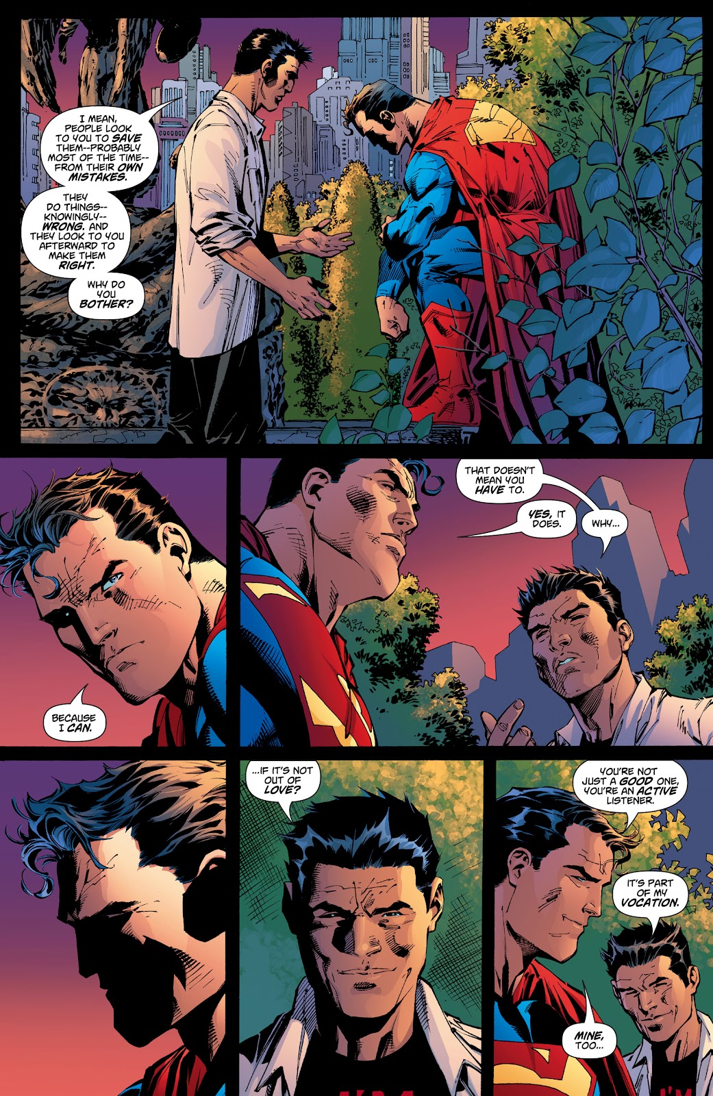 Read online Superman: For Tomorrow comic -  Issue # TPB (Part 1) - 77