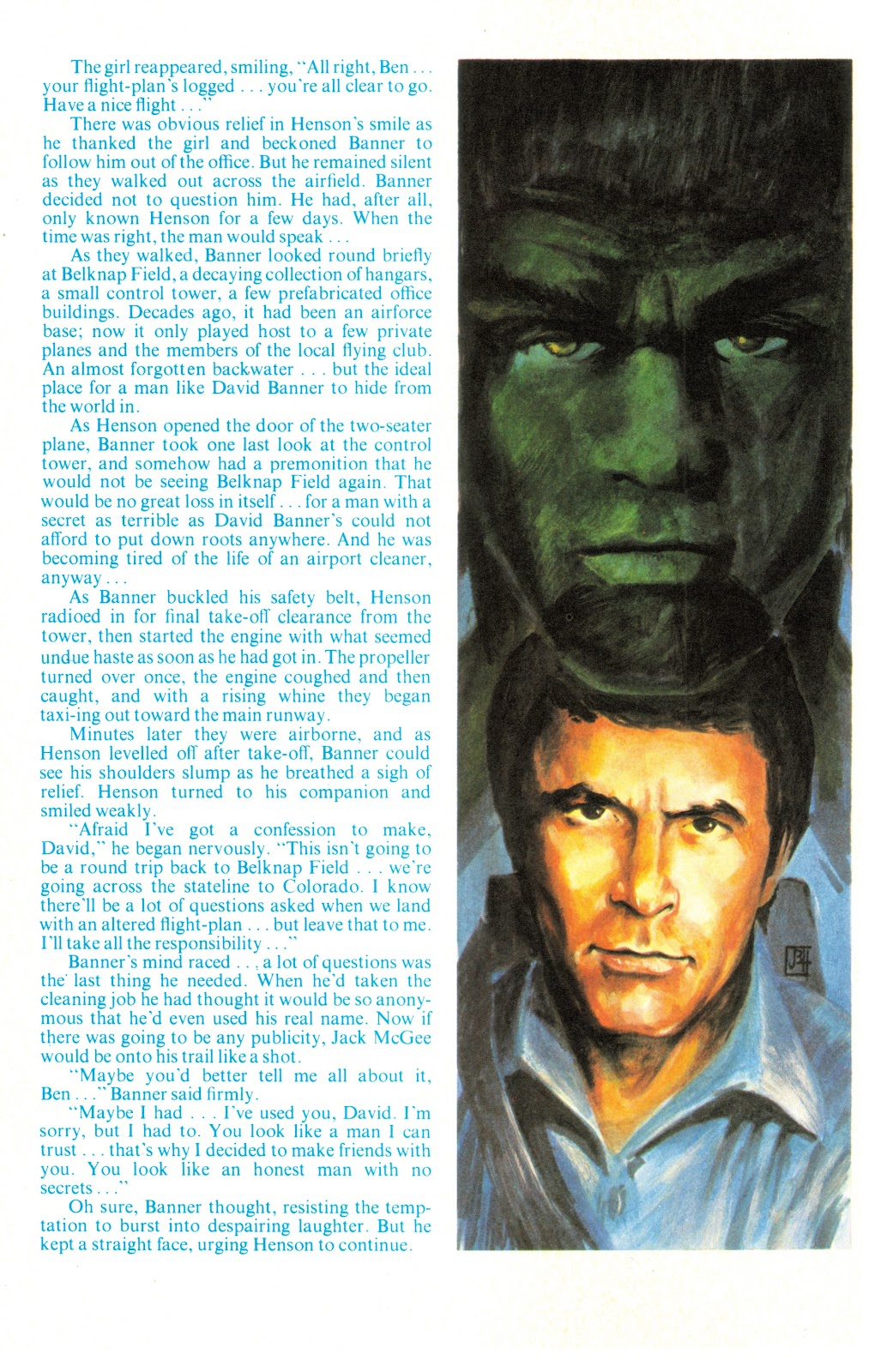 Read online Hulk: From The Marvel UK Vaults comic -  Issue # TPB (Part 2) - 18